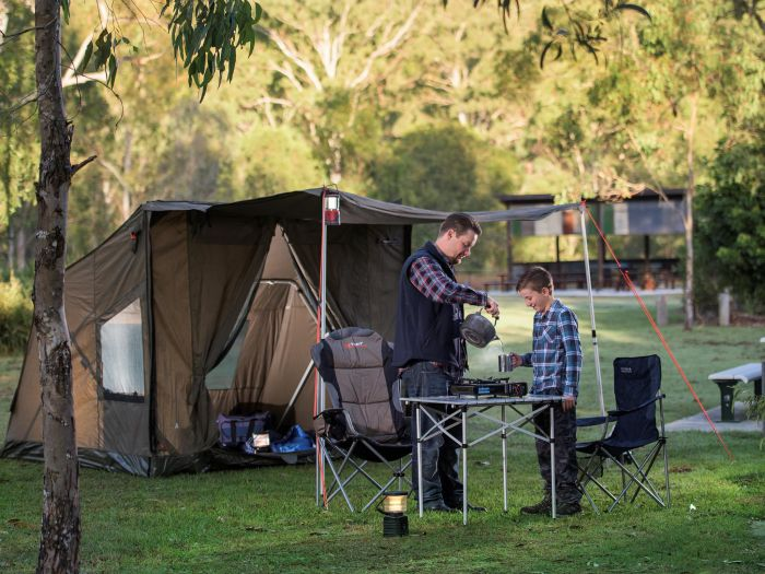 Hardings Paddock Campground - Accommodation Search
