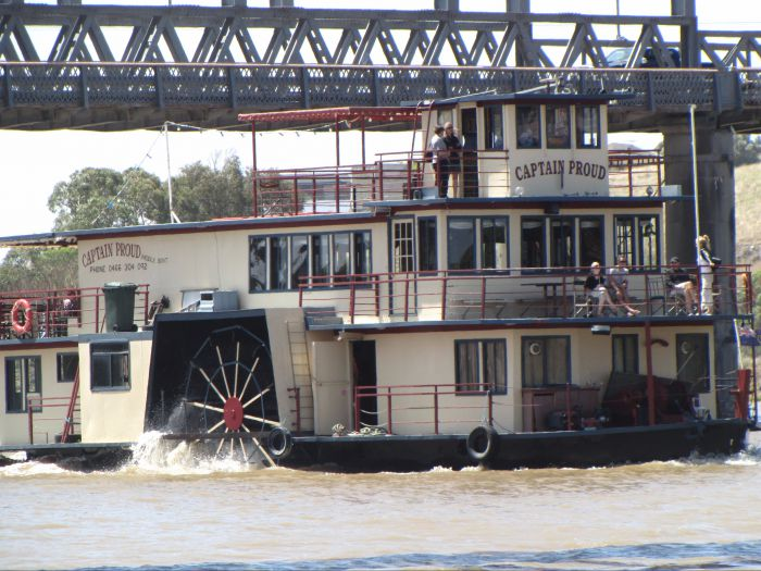 Captain Proud Paddleboat Cruises - Accommodation Search
