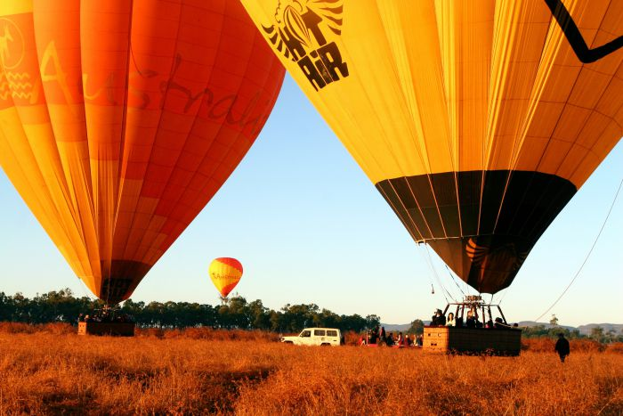Hot Air Balloon Scenic Rim - Accommodation Search