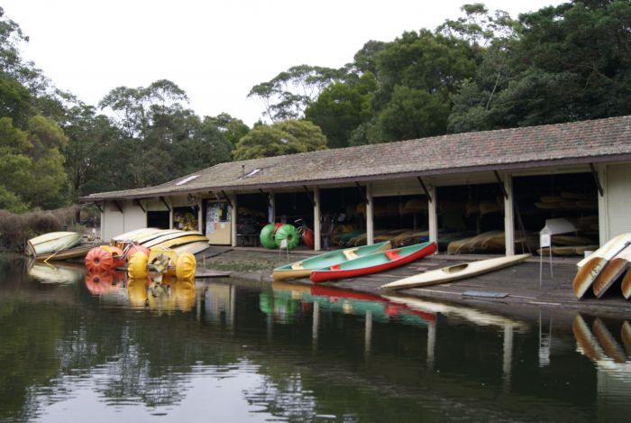 Audley Boatshed - Accommodation Search
