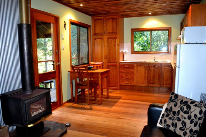 Waterfall Hideout-Rainforest Cabin for Couples - Accommodation Search