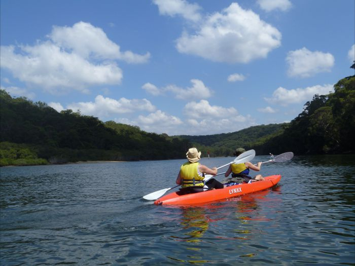 Bundeena Kayaks - Accommodation Search