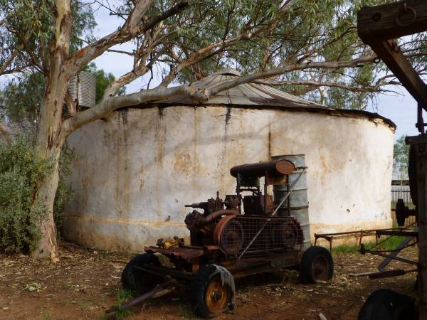 Hermannsburg Historical Precinct - Accommodation Search