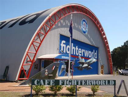Fighter World Aviation Museum - Accommodation Search