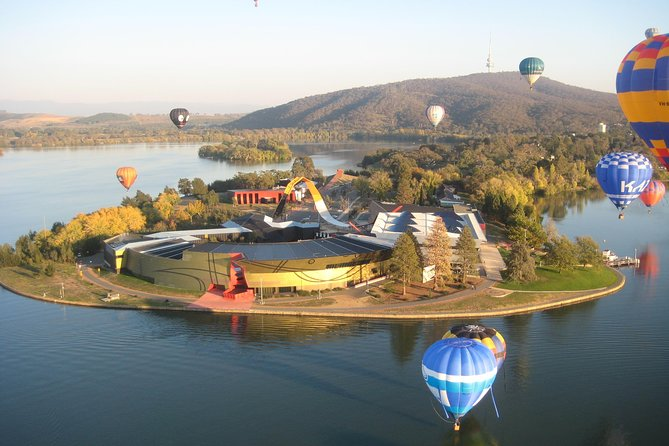 Canberra Hot Air Balloon Flight at Sunrise - Accommodation Search