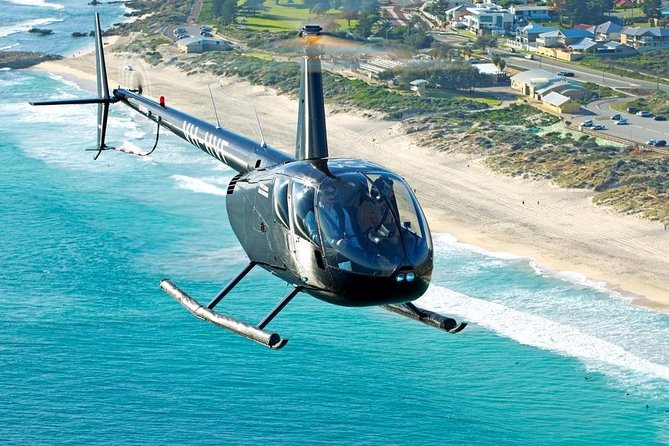 Perth Beaches Helicopter Tour from Hillarys Boat Harbour - Accommodation Search