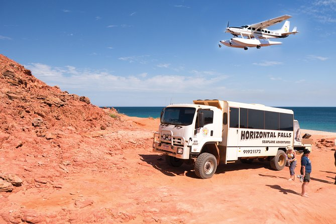 Horizontal Falls Full-Day Tour from Broome 4x4  Seaplane