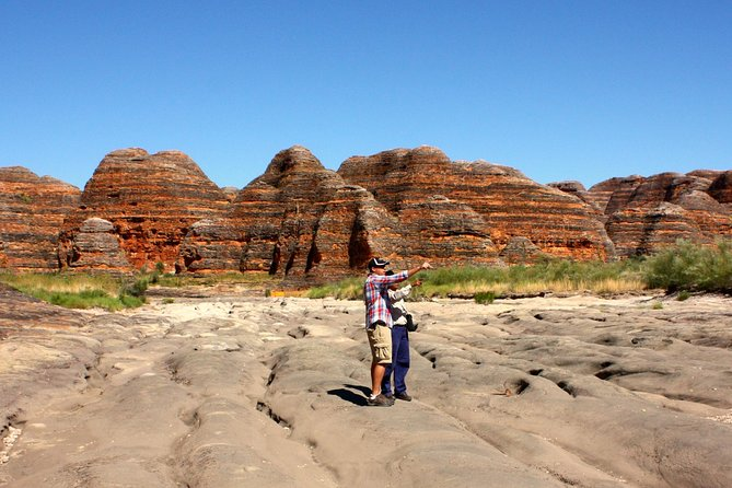 Bungle Bungle Flight Domes  Cathedral Gorge Guided Walk from Kununurra - Accommodation Search
