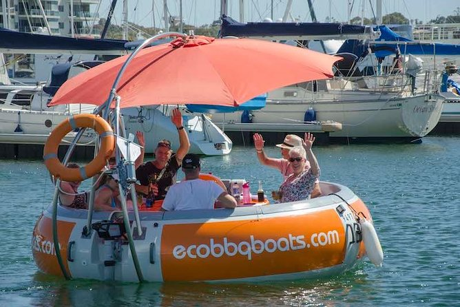 Self-Drive BBQ Boat Hire Mandurah - Group of 7 - 10 people - Accommodation Search