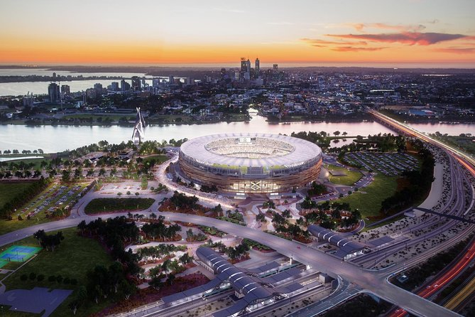 The Optus Stadium Tour - Accommodation Search