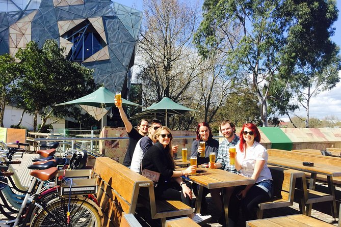 Melbourne Craft Beer Bike Tour - Accommodation Search