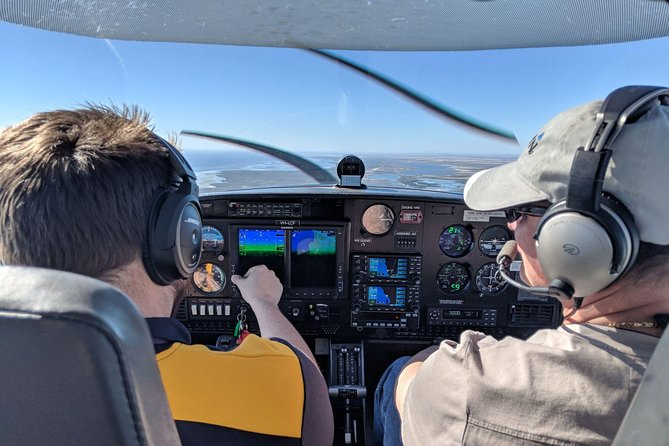 Trial flight and 360 VR Flight Experience Packages from Moorabbin Airport