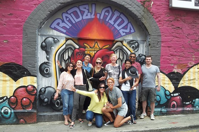 Adelaide City Food and Street Art Walking Tour - Accommodation Search