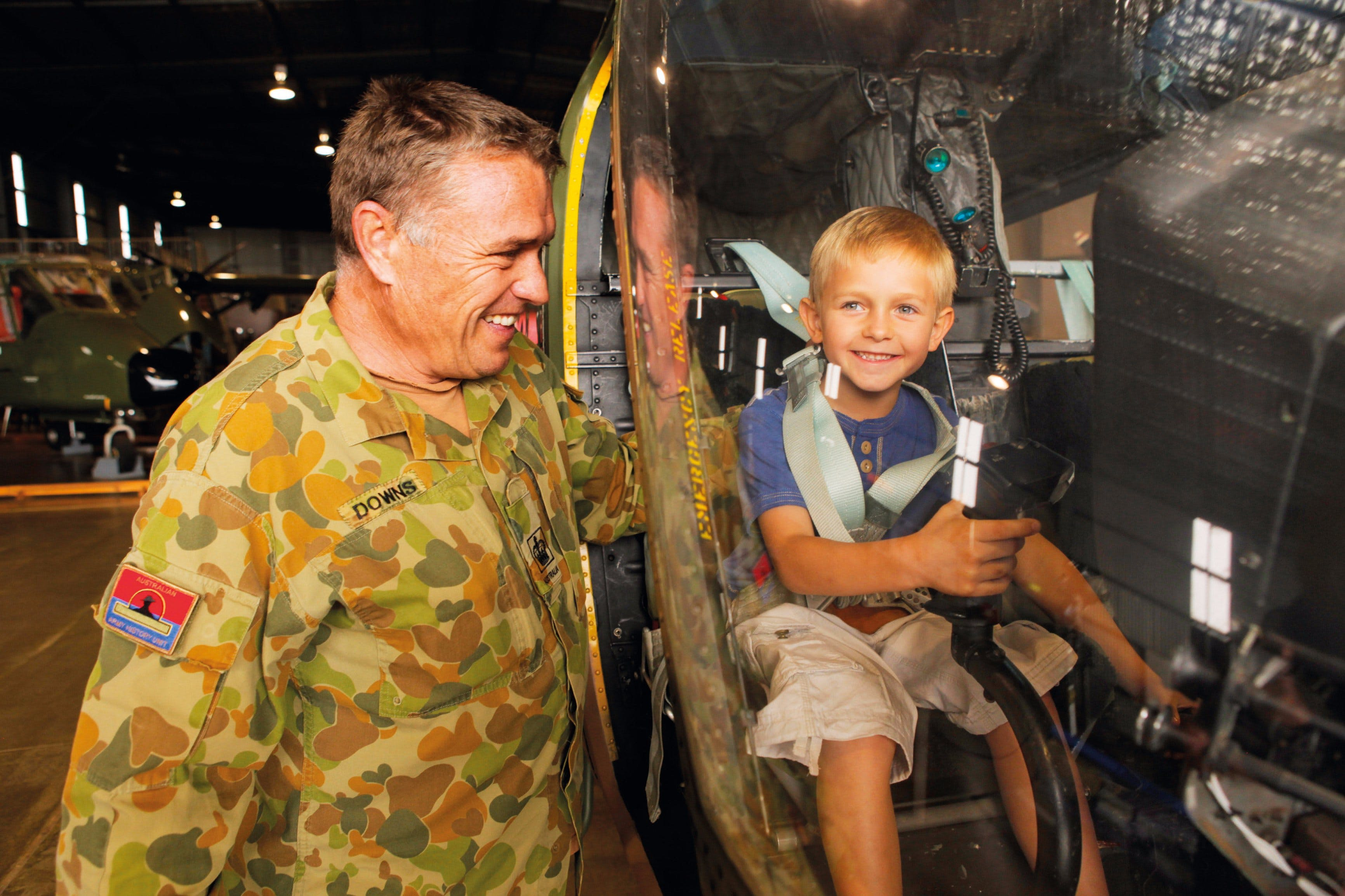Australian Army Flying Museum - Accommodation Search