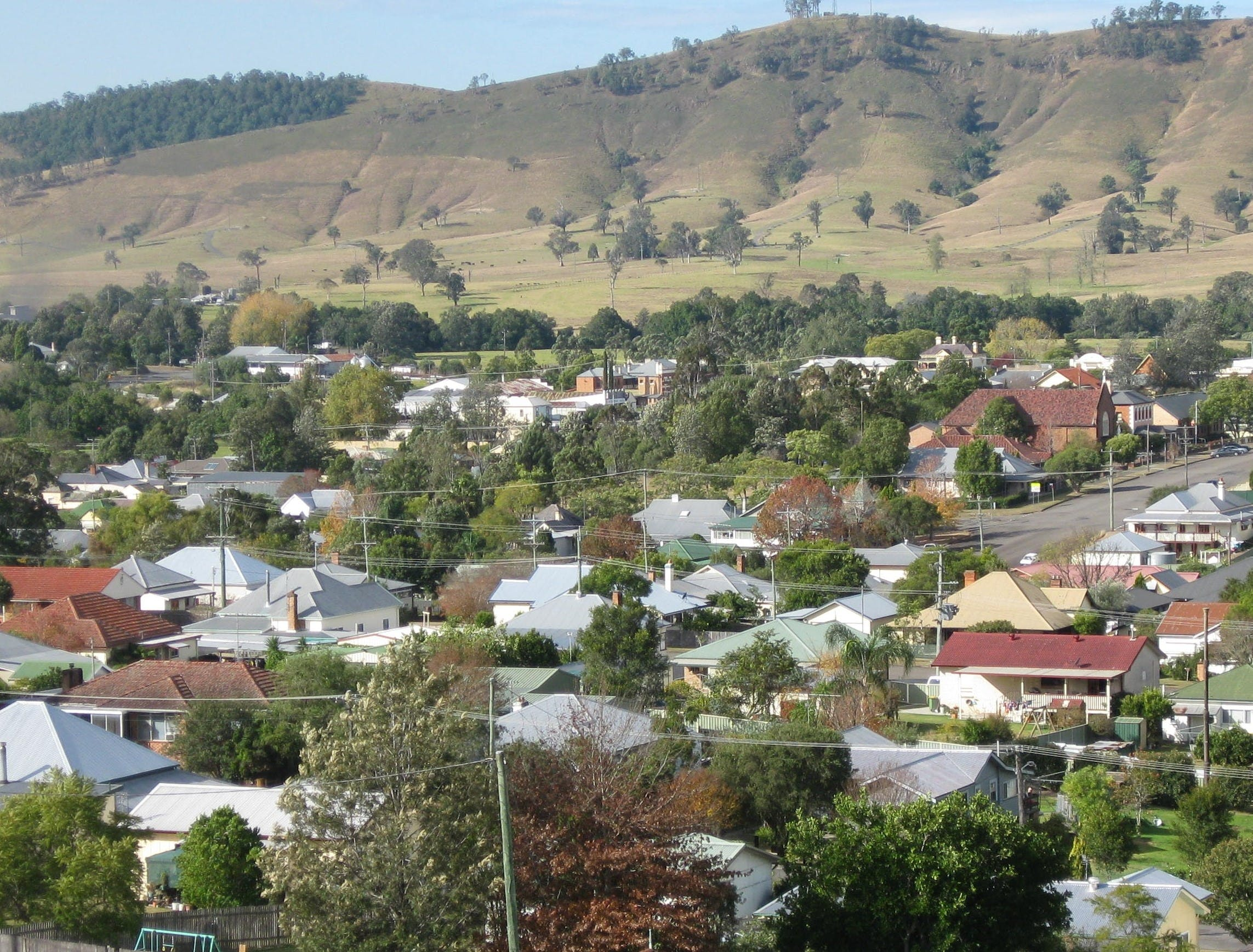 Dungog - Accommodation Search