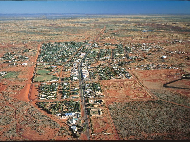Tennant Creek - Accommodation Search
