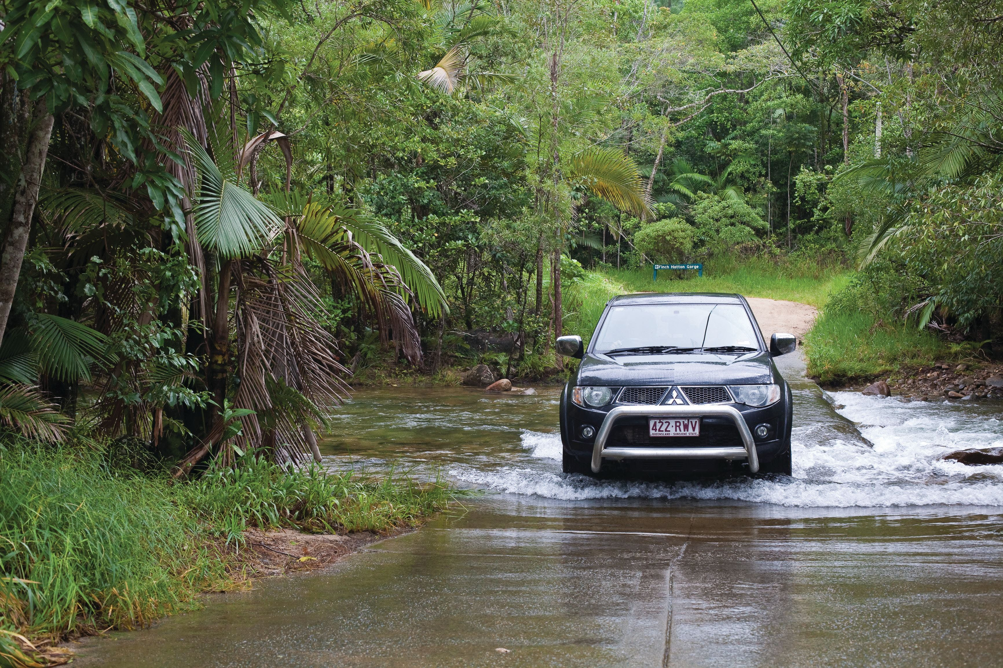 The Pioneer Valley and Eungella National Park - Accommodation Search