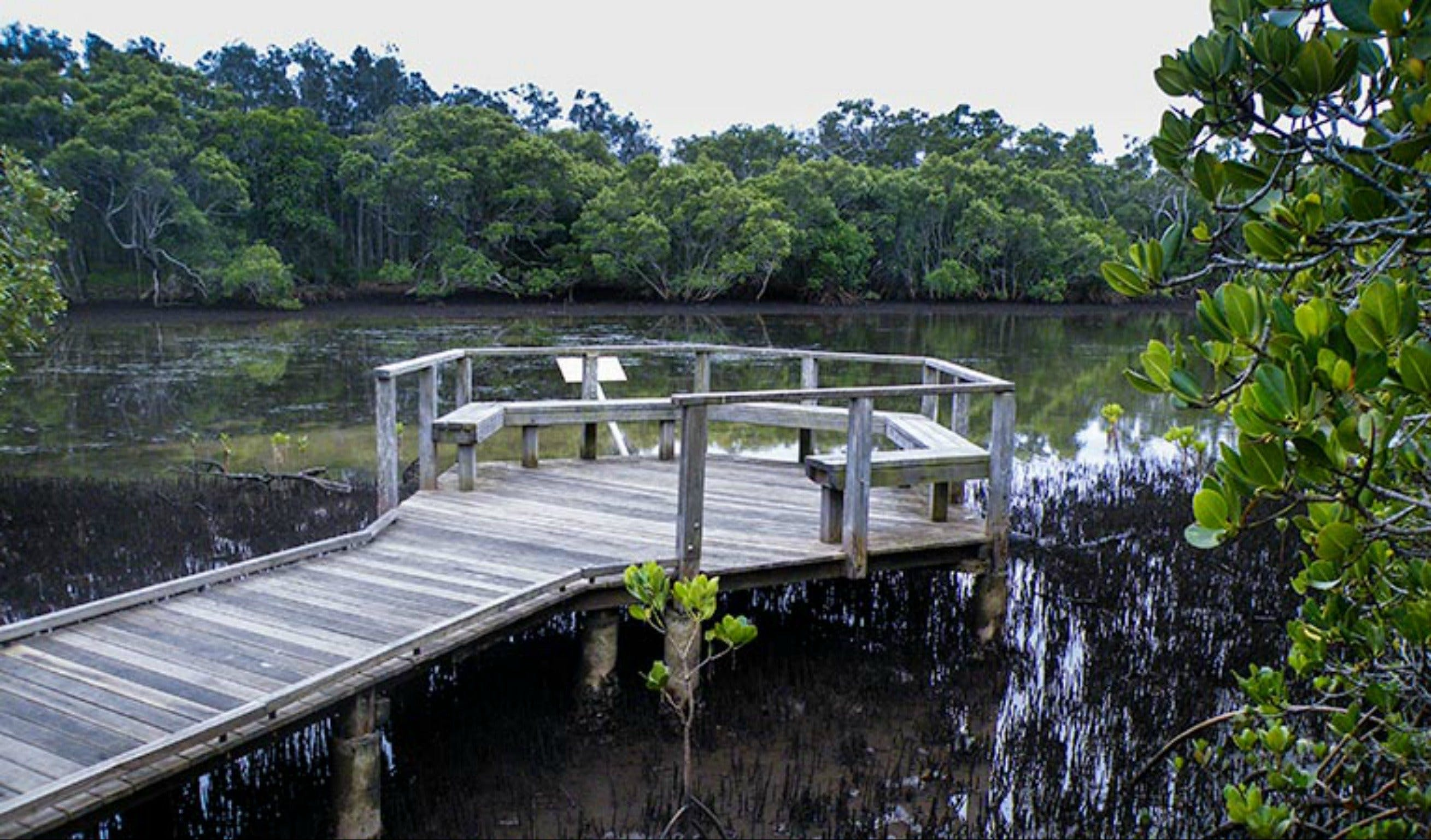 Walk on Water walking track - Accommodation Search