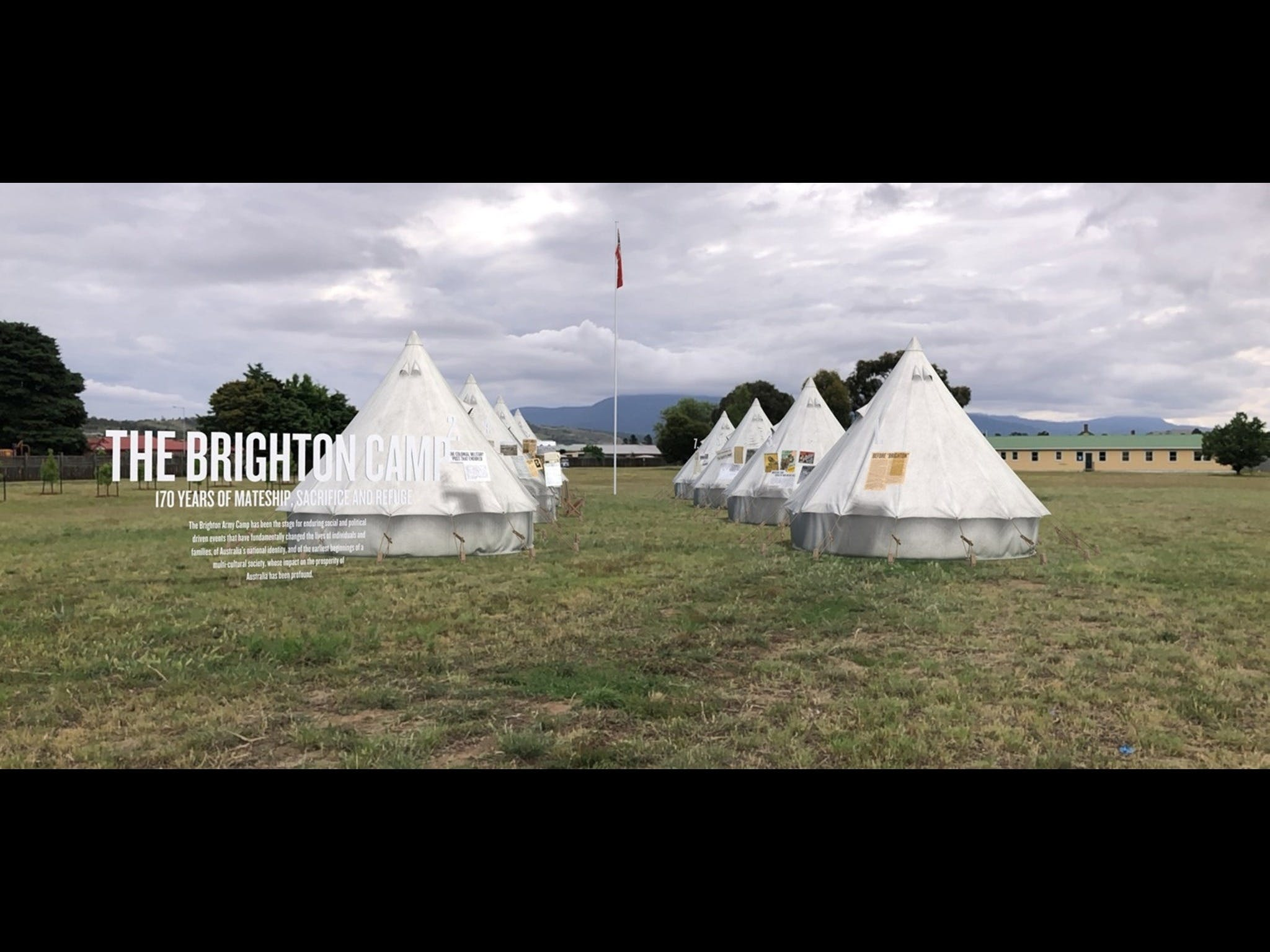 Brighton Army Camp - Accommodation Search