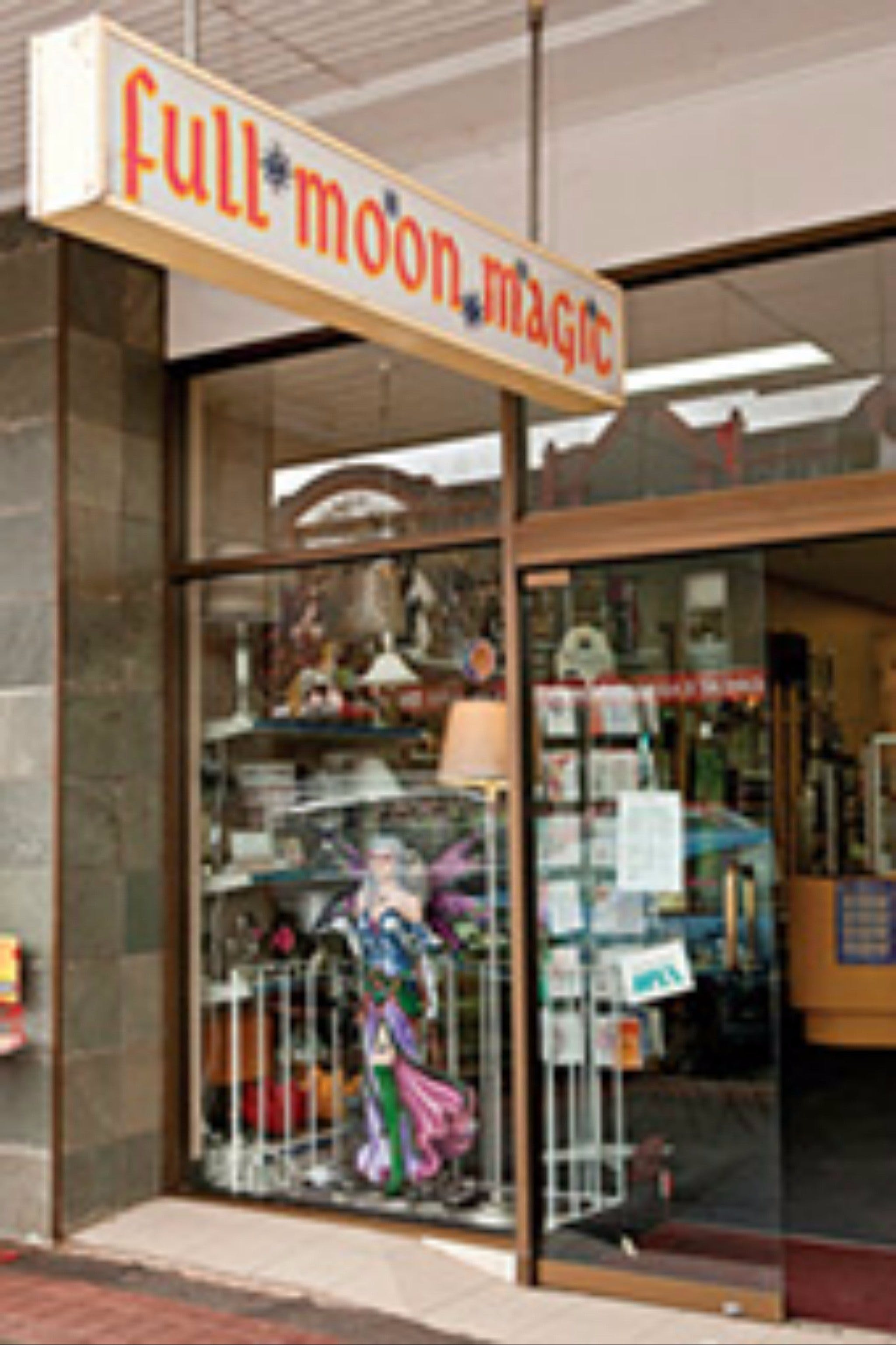 Full Moon Magic - New Premises - Accommodation Search