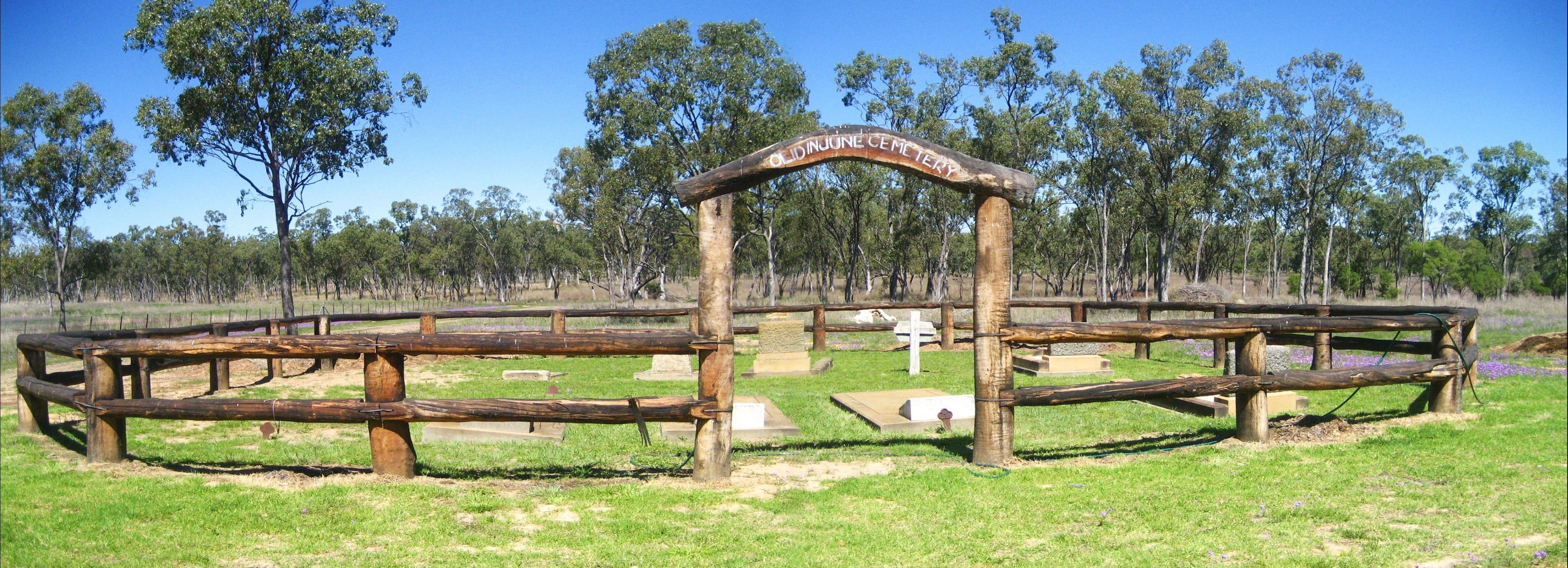 Old Injune Cemetery - Accommodation Search