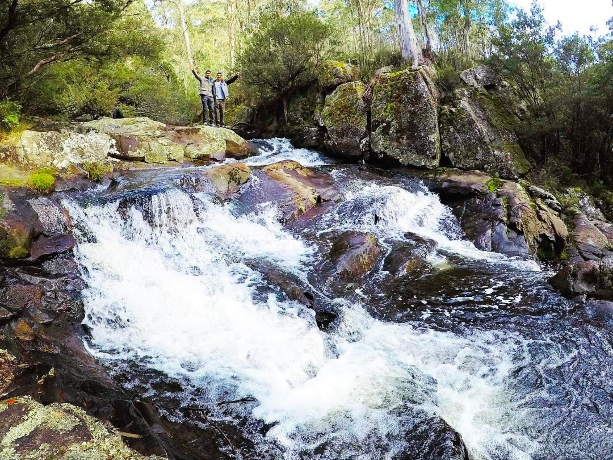 Polblue Falls - Accommodation Search