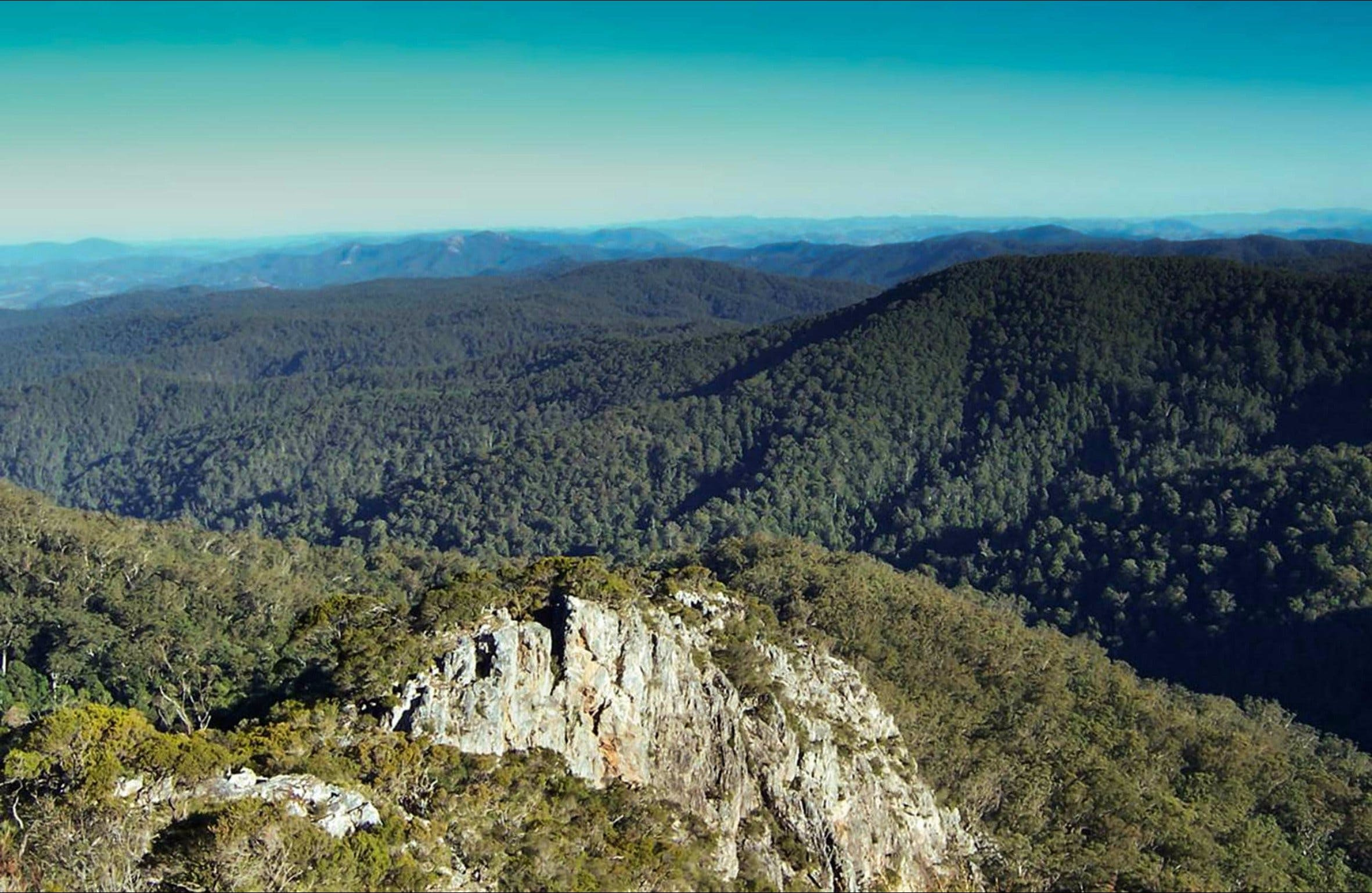 Rowleys Peak lookout - Accommodation Search
