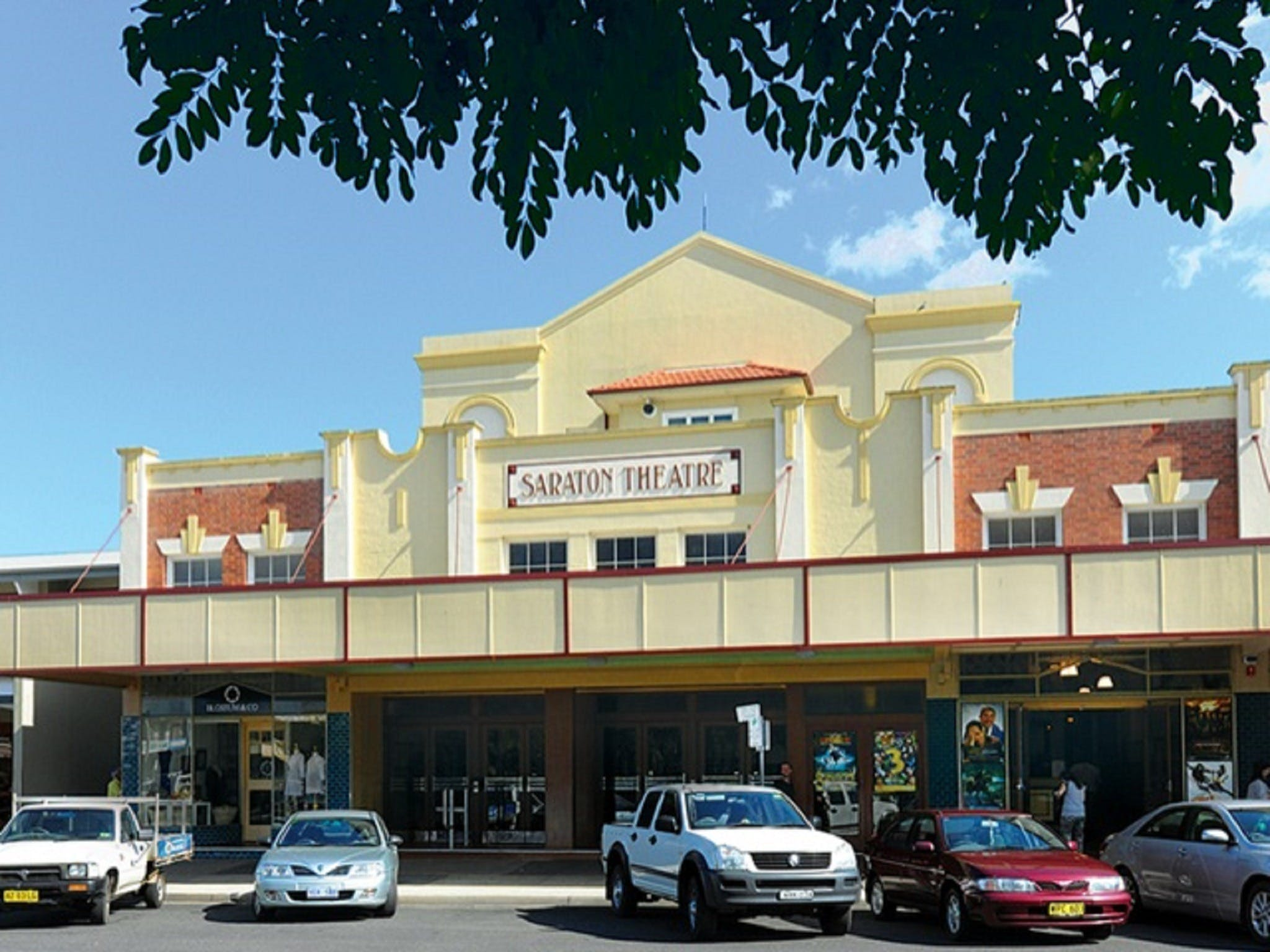 The Saraton Theatre Grafton - Accommodation Search