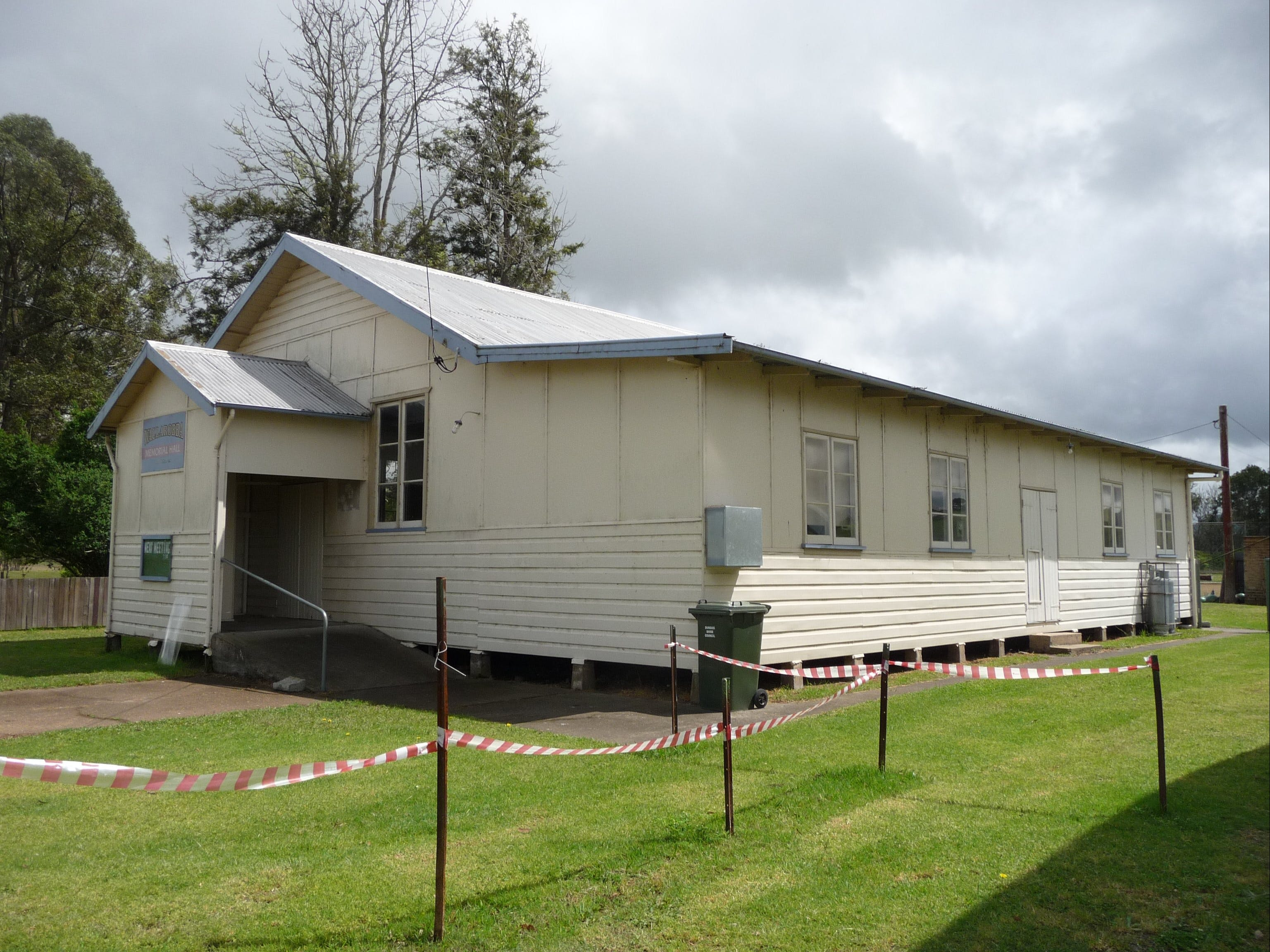 Wallarobba Memorial Hall - Accommodation Search