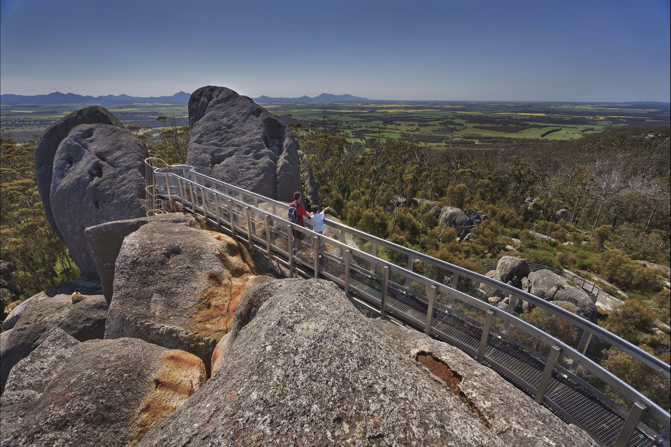 Granite Skywalk - Accommodation Search