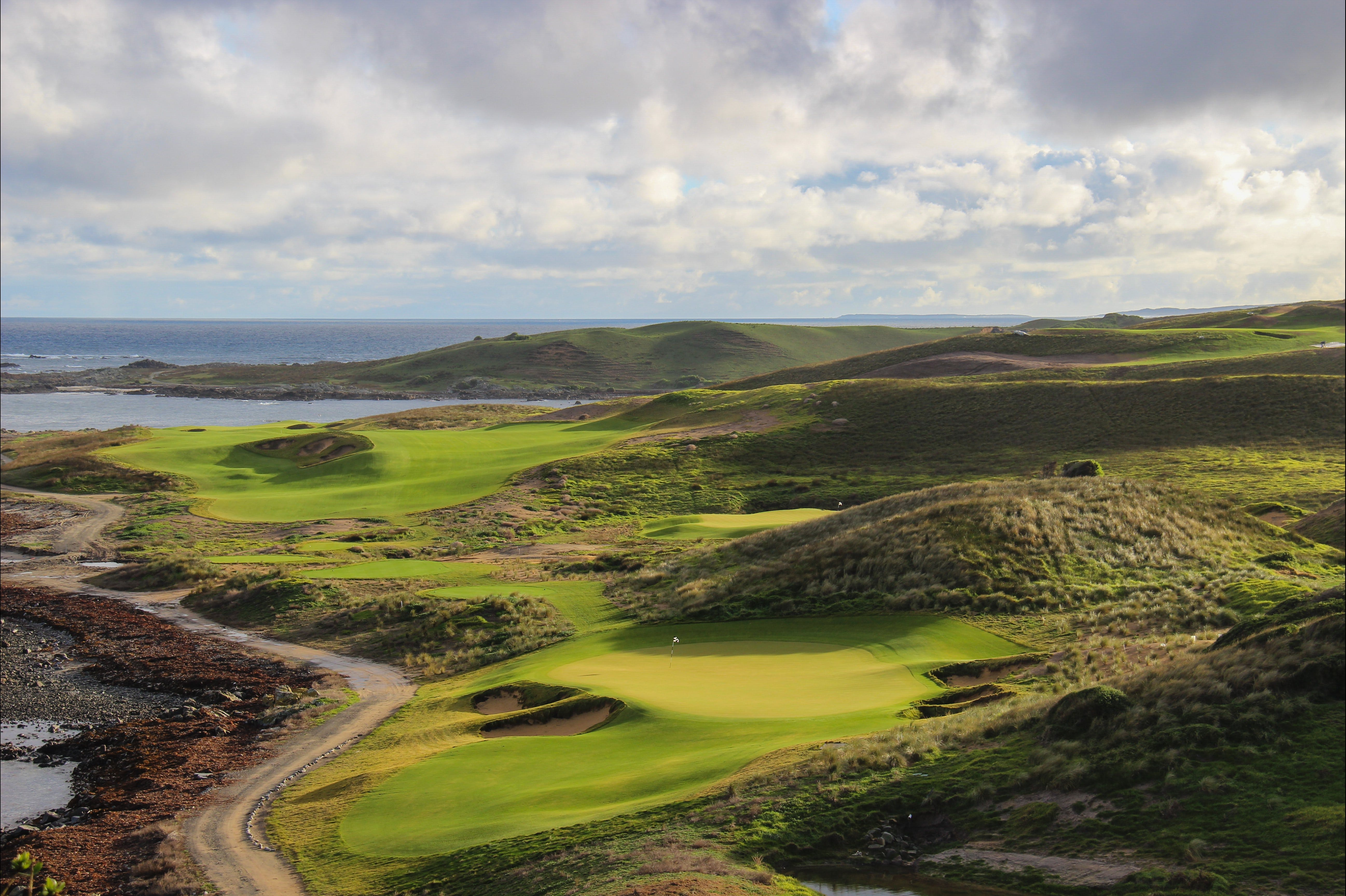 Ocean Dunes Golf Links King Island - Accommodation Search