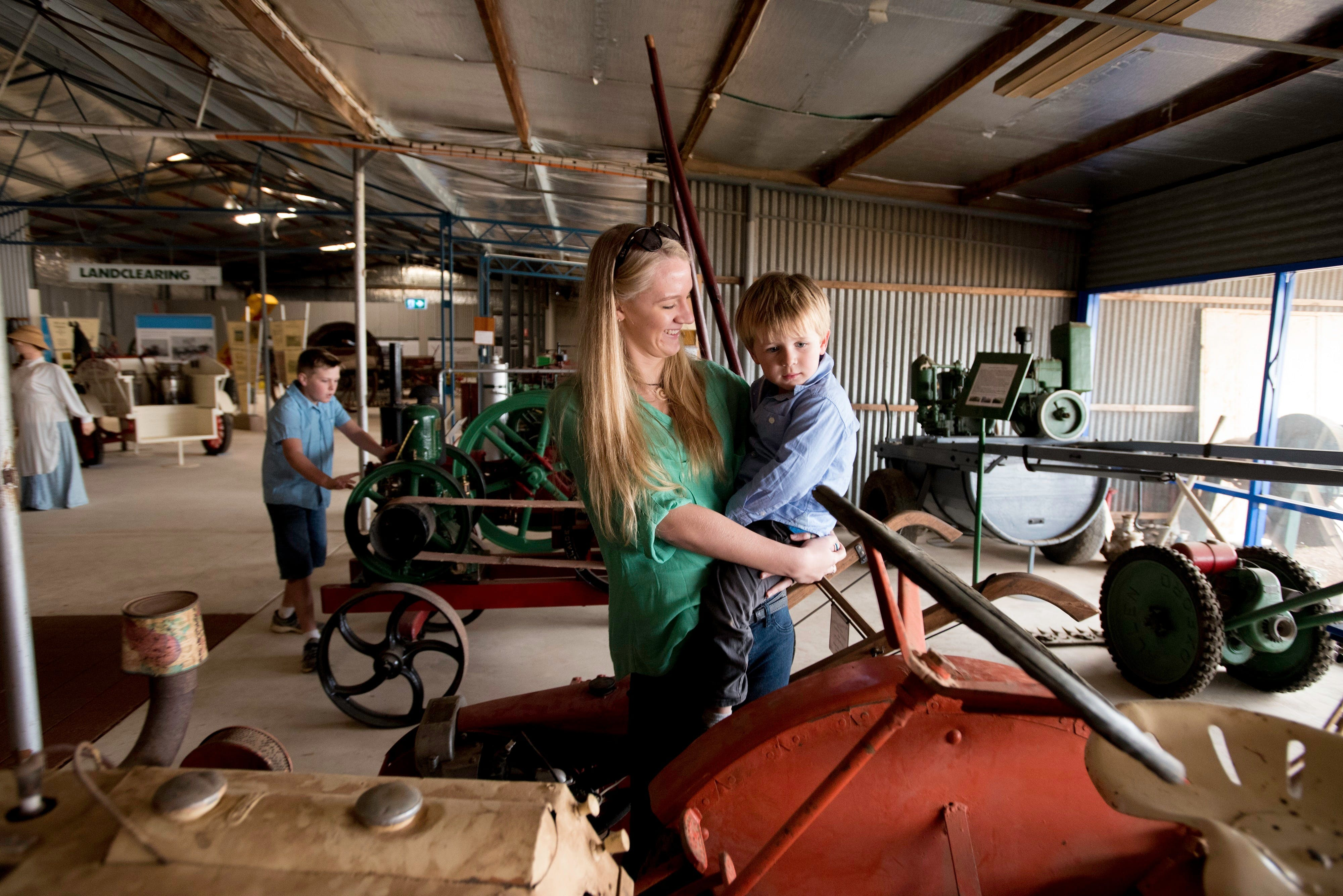The Farm Shed Museum Kadina - Accommodation Search
