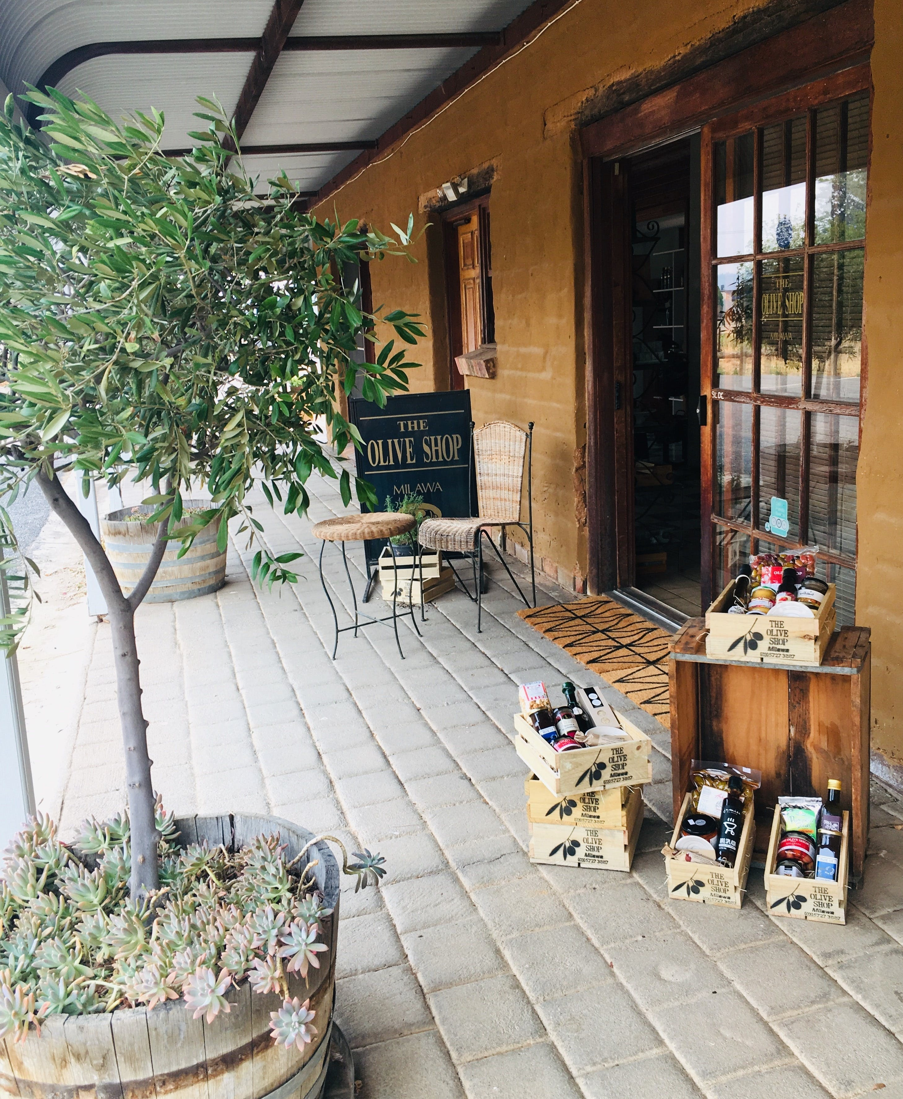 The Olive Shop - Milawa - Accommodation Search