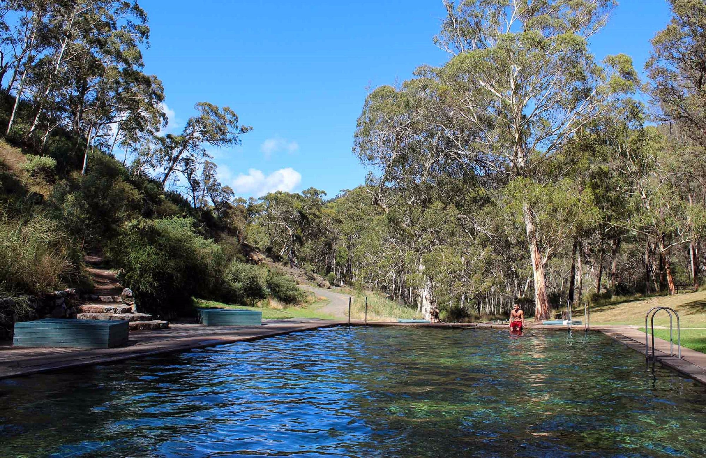 Yarrangobilly Caves Thermal Pool Walk - Accommodation Search