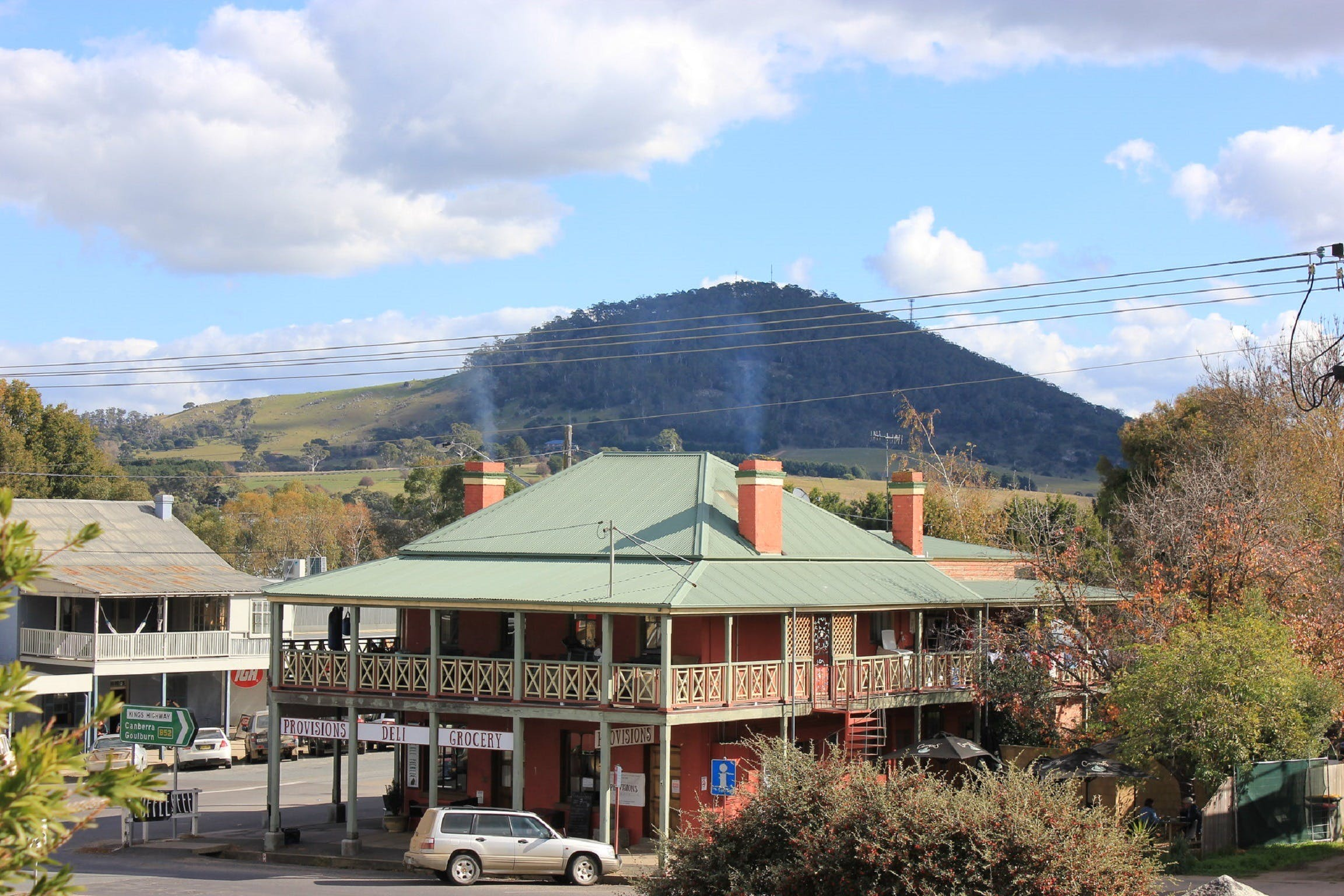 Braidwood Heritage Walk - Accommodation Search
