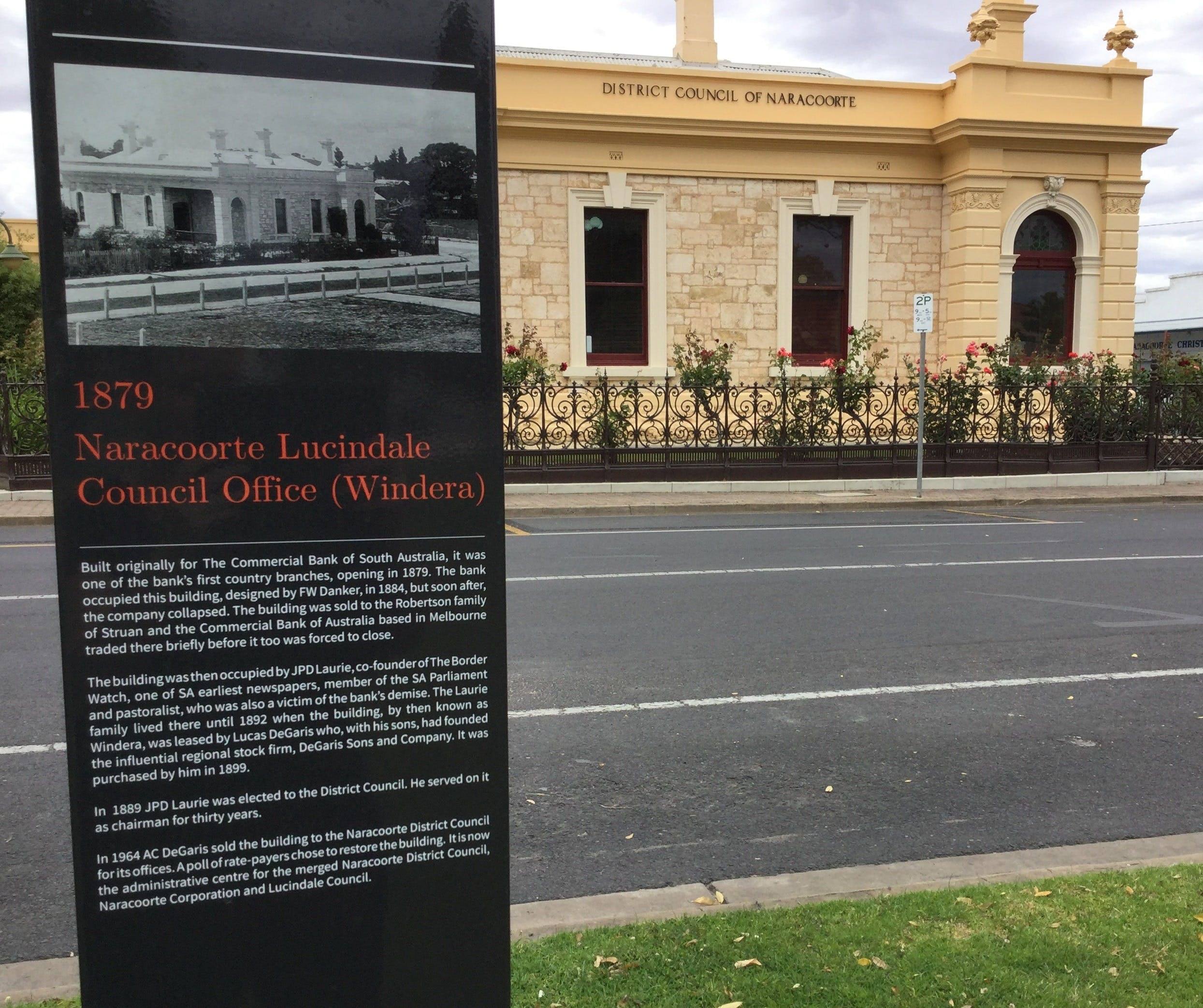 Naracoorte Heritage Trail - Accommodation Search