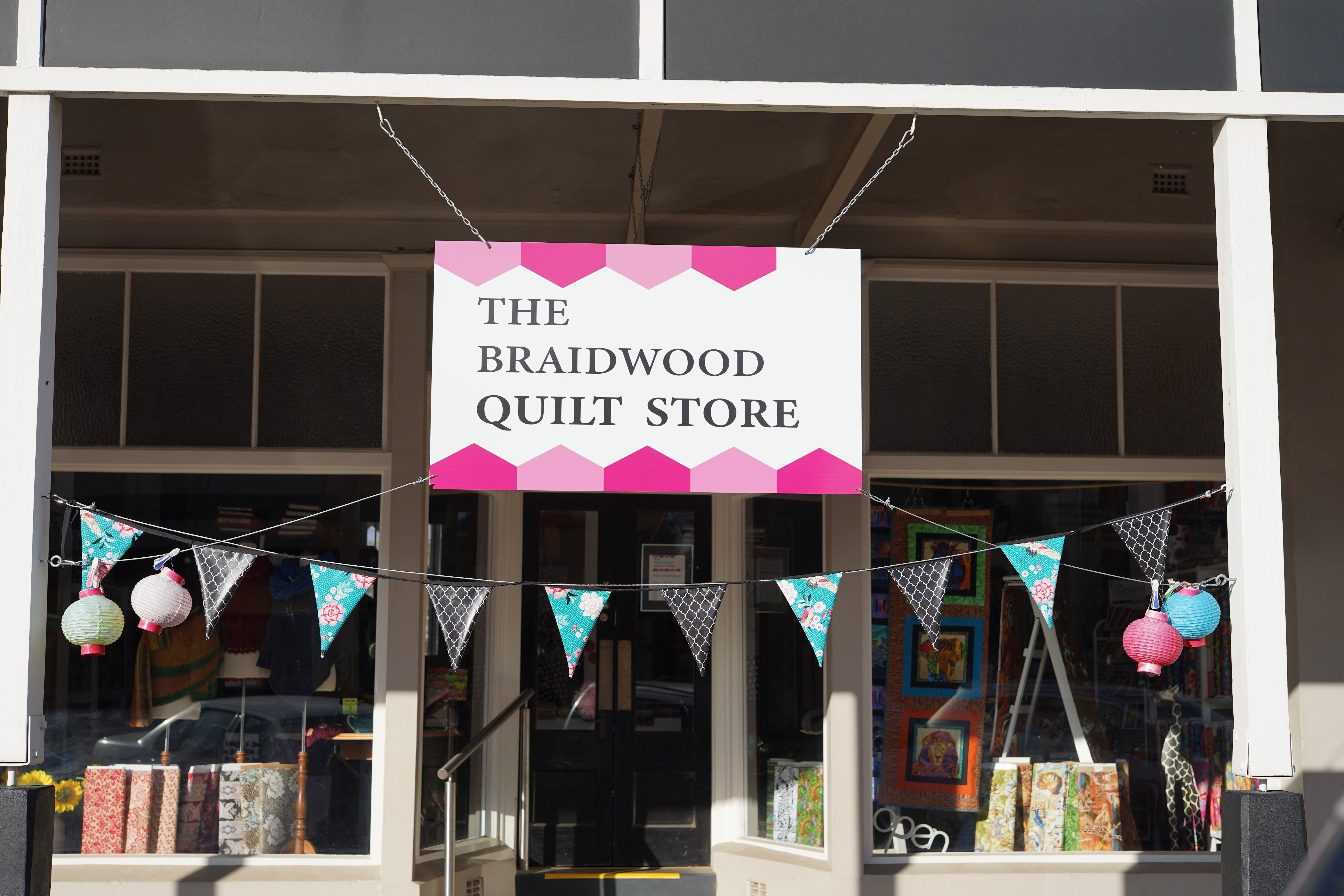 The Braidwood Quilt Store - Accommodation Search