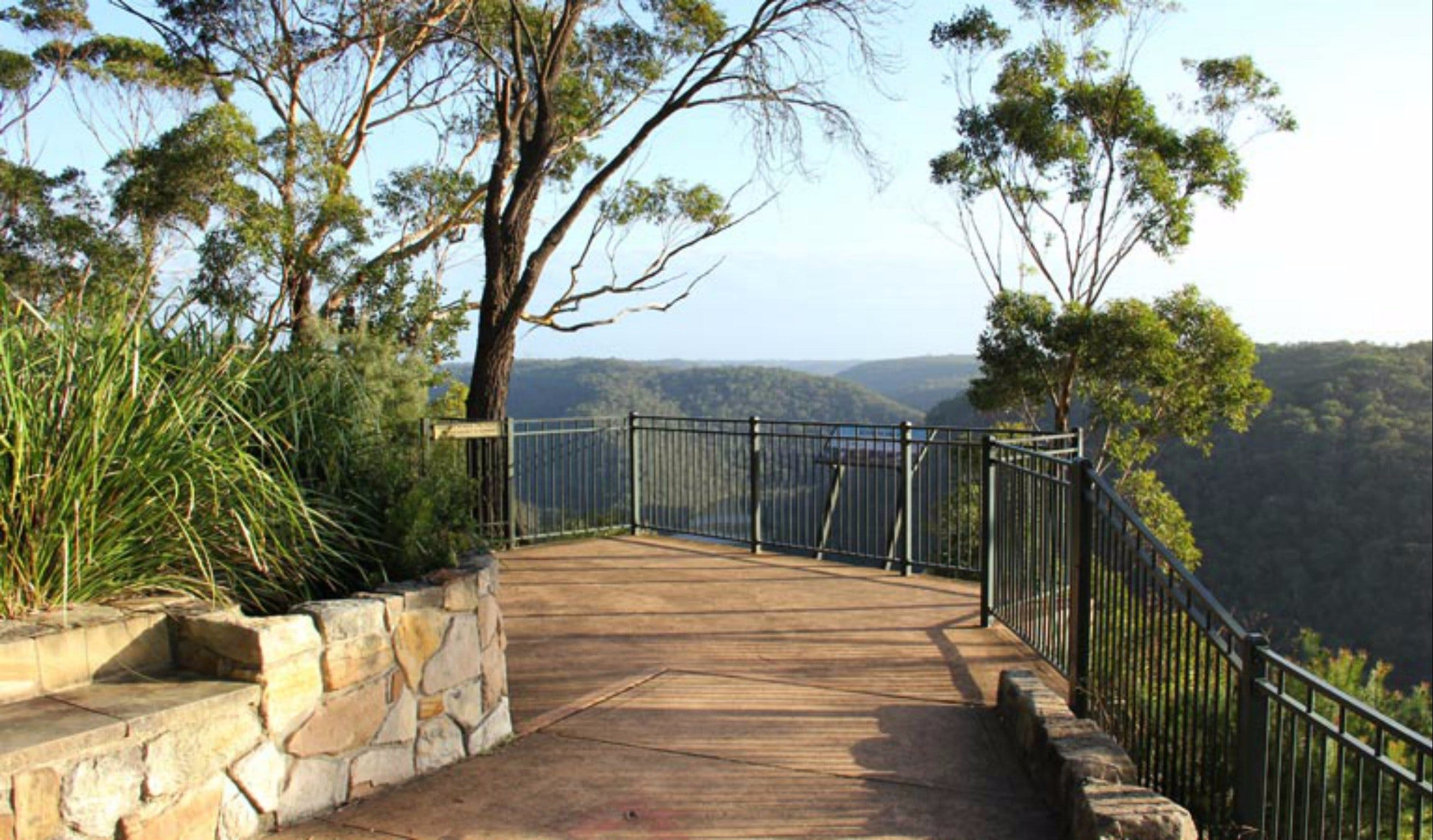 Barnetts lookout - Accommodation Search