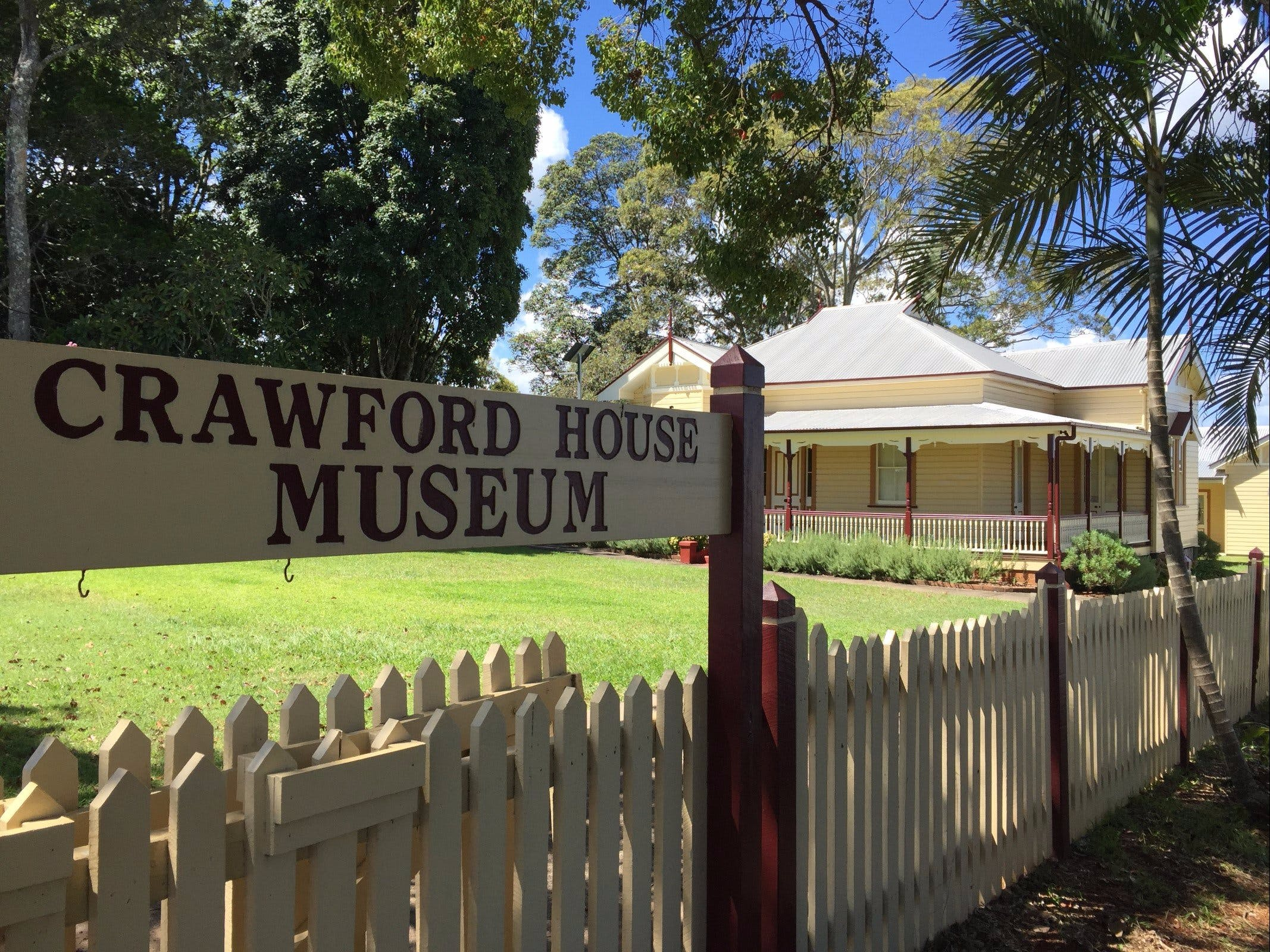 Crawford House Alstonville - Accommodation Search
