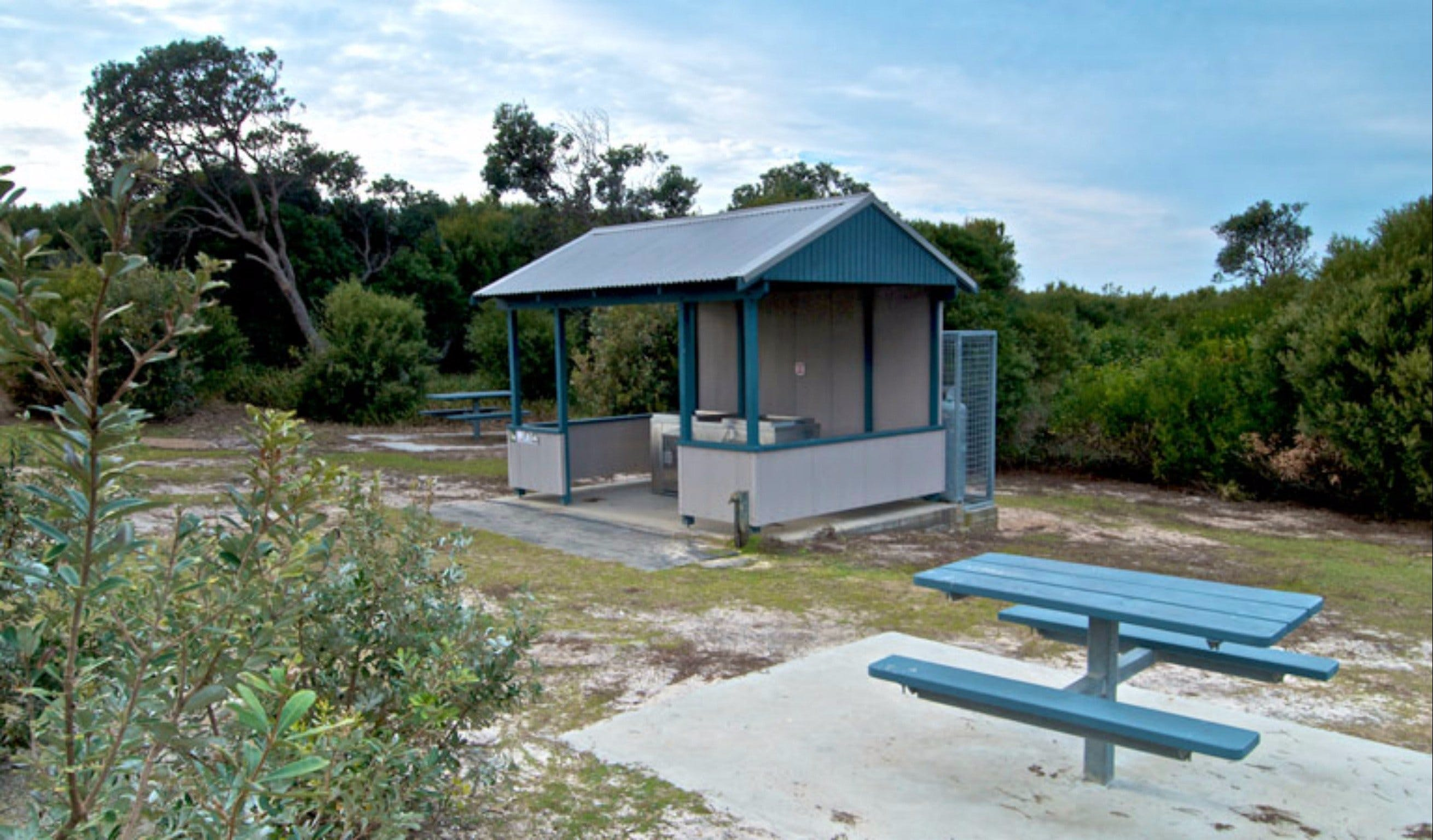 Tea Tree picnic area and lookout - Accommodation Search