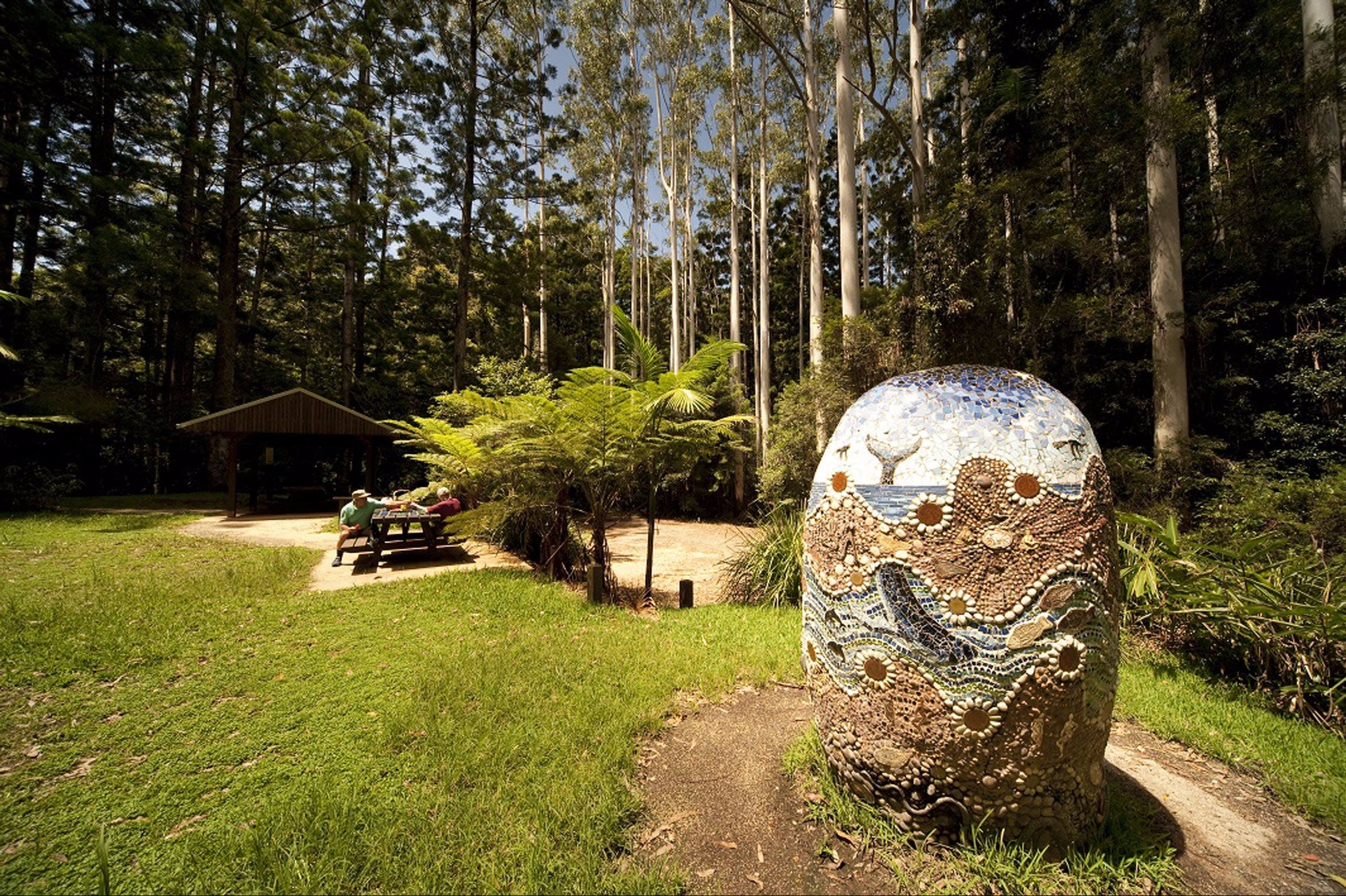 The Pines Picnic Area - Accommodation Search