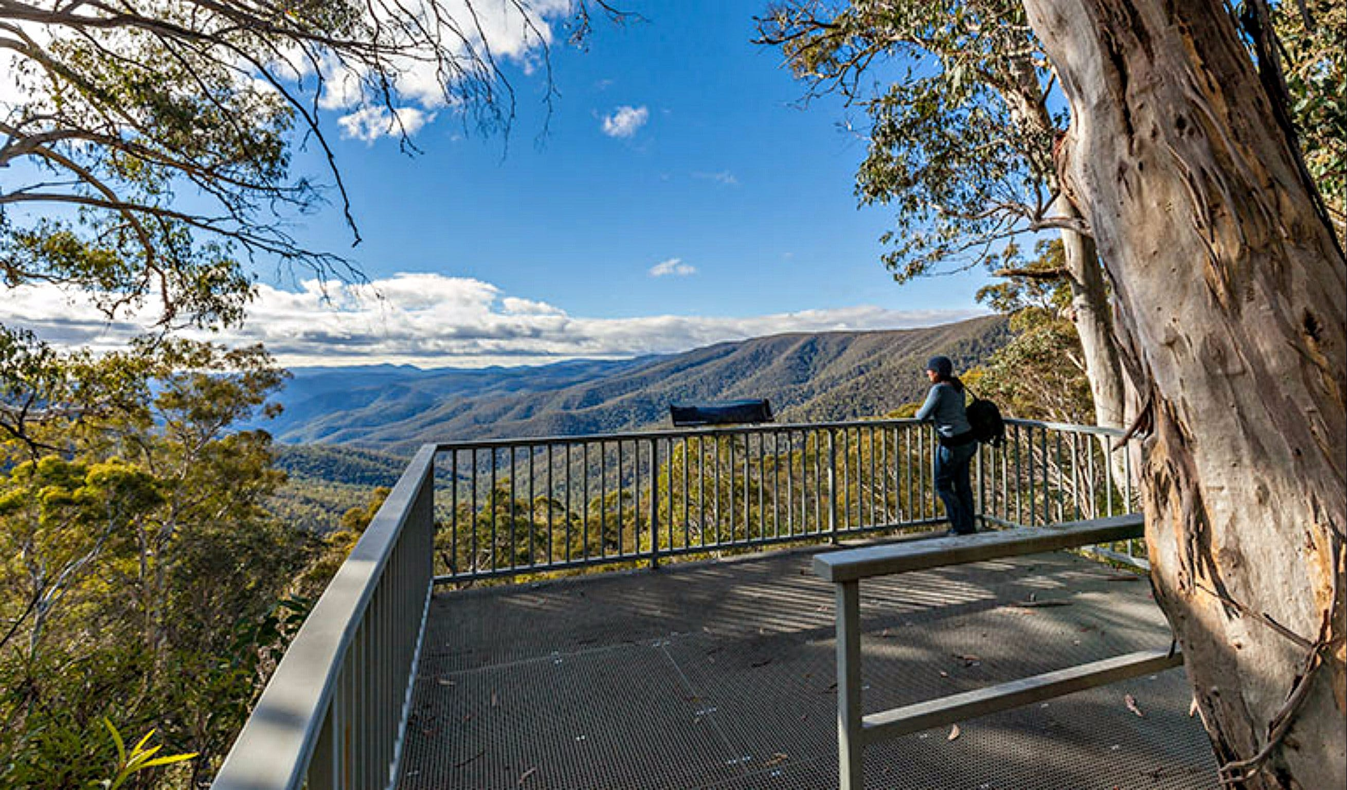 Wallace Creek Lookout - Accommodation Search