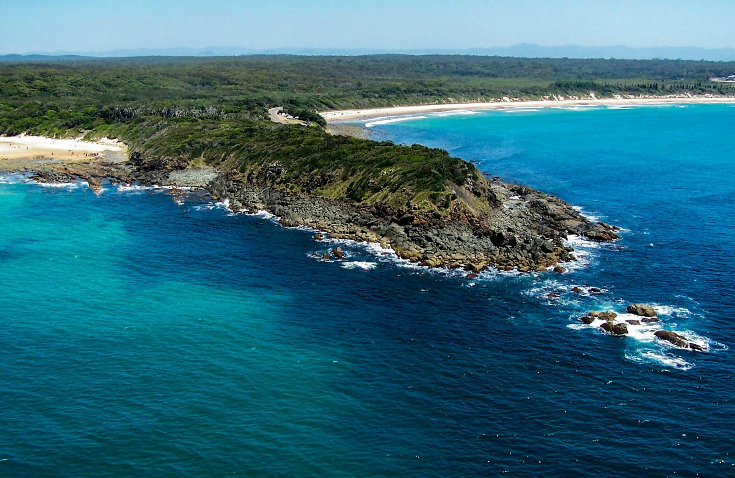 Headland Walking Track - Accommodation Search