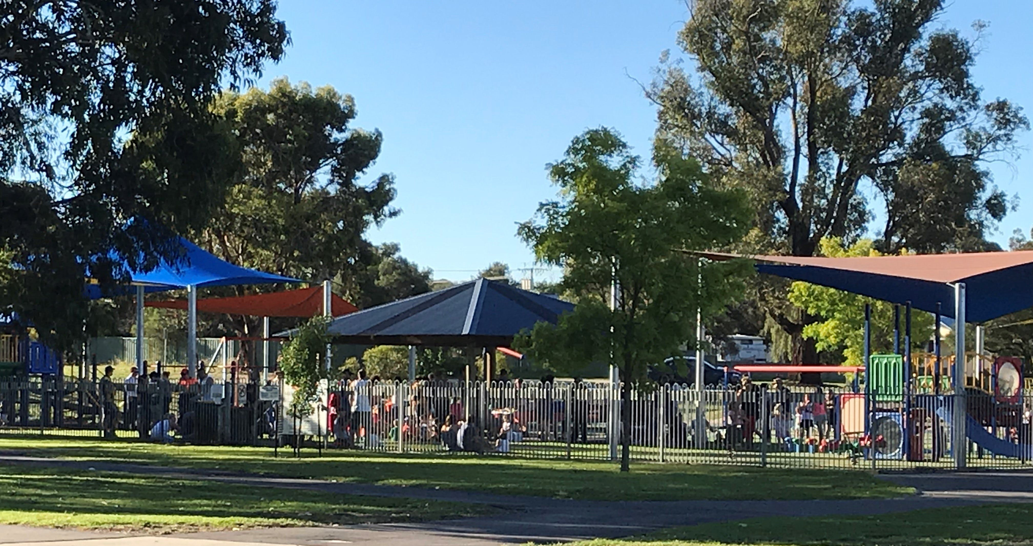 Market Square Recreation Area - Accommodation Search