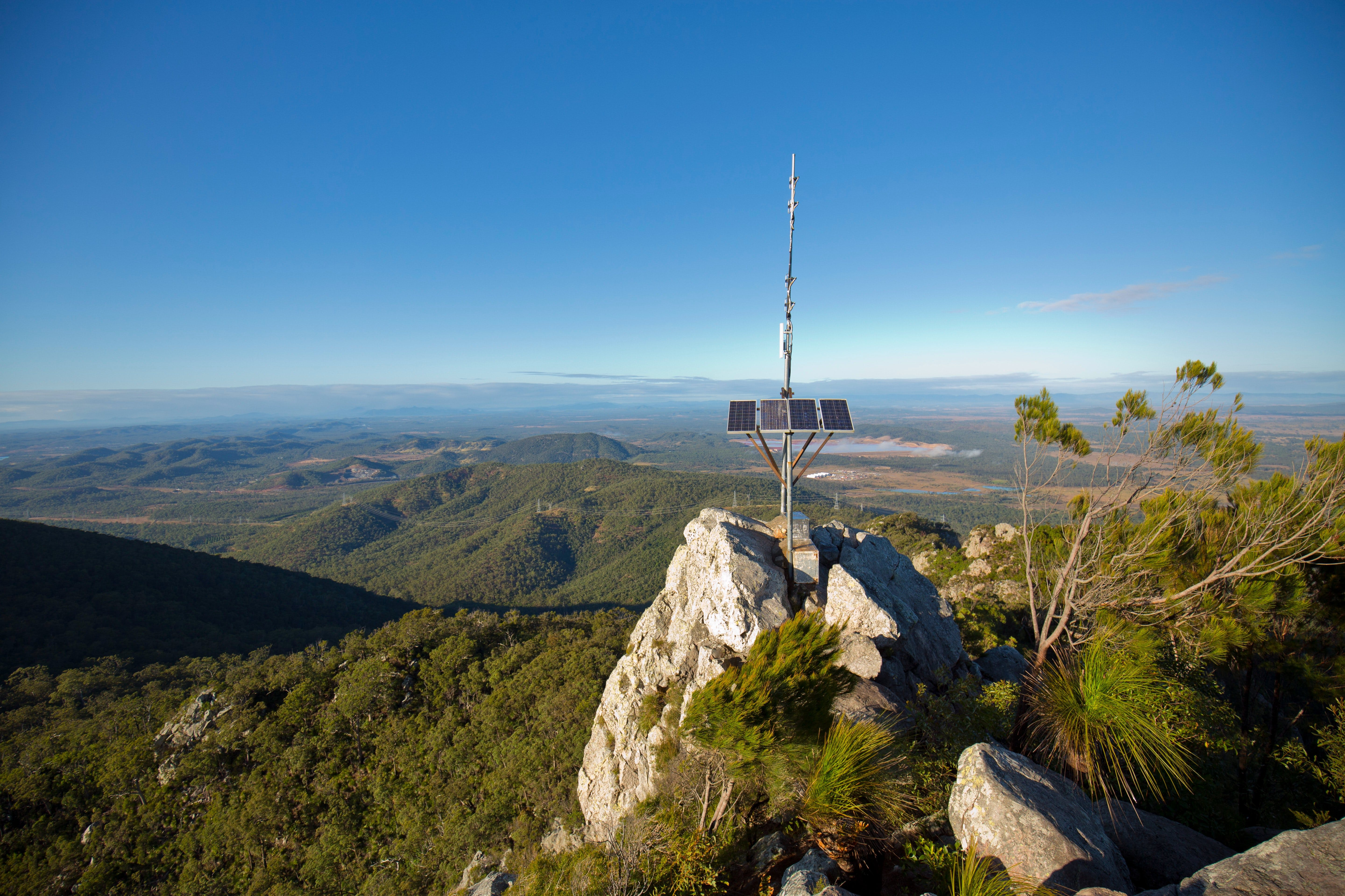 Mount Larcom - Accommodation Search