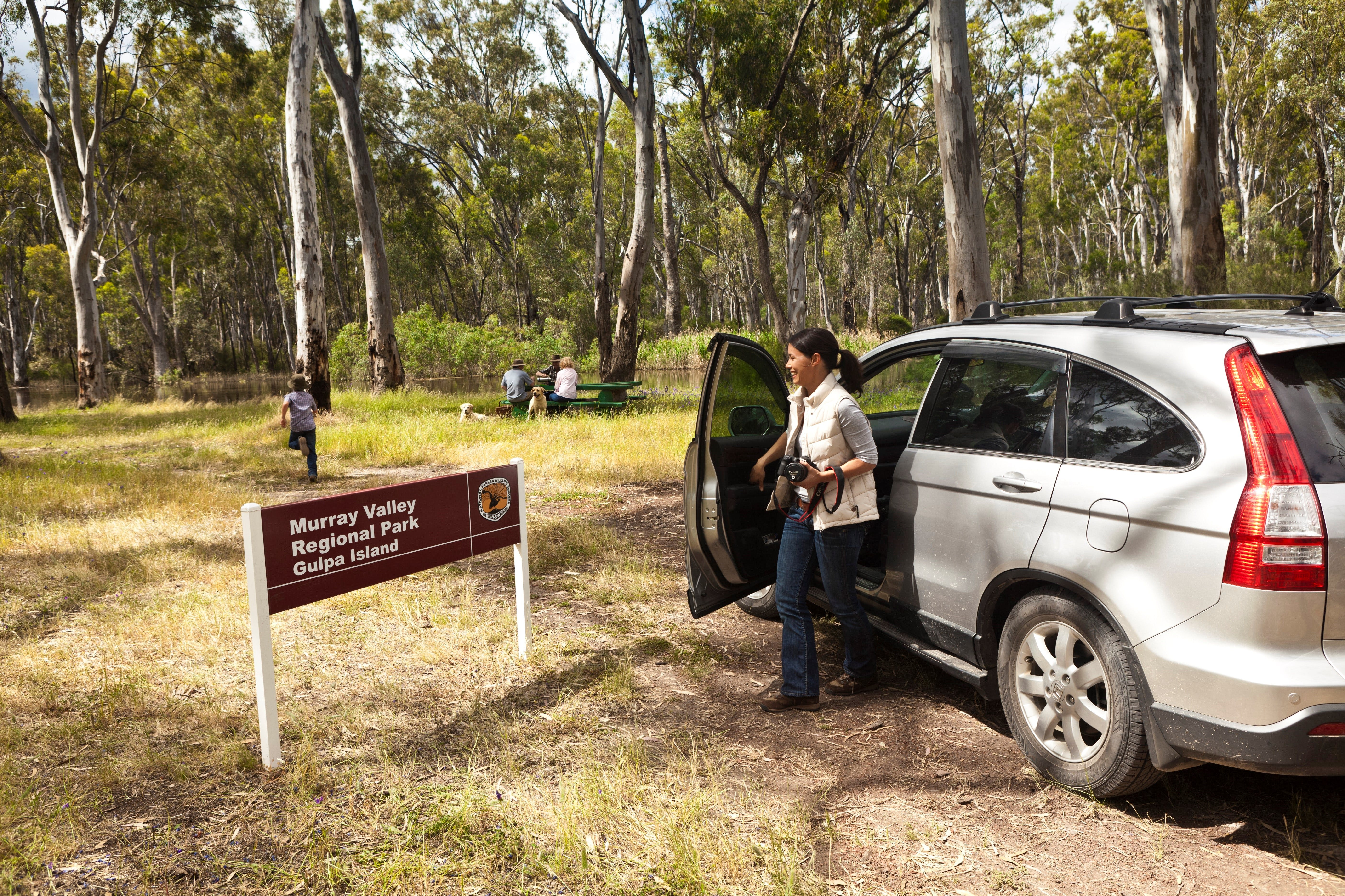 Murray Valley Regional Park - Accommodation Search