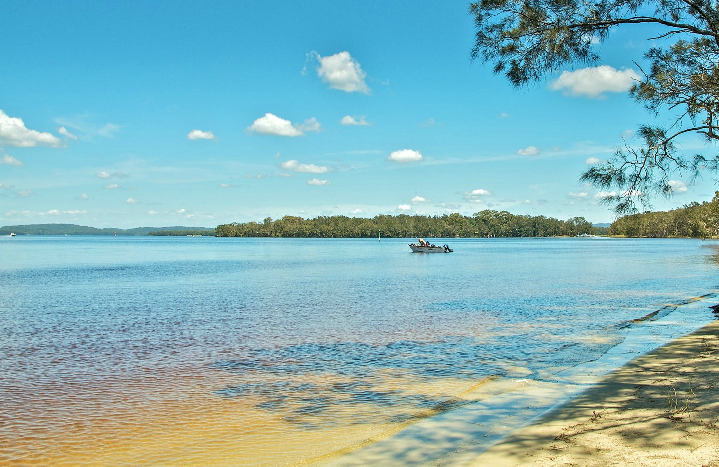 Northern Broadwater Picnic Area - Accommodation Search
