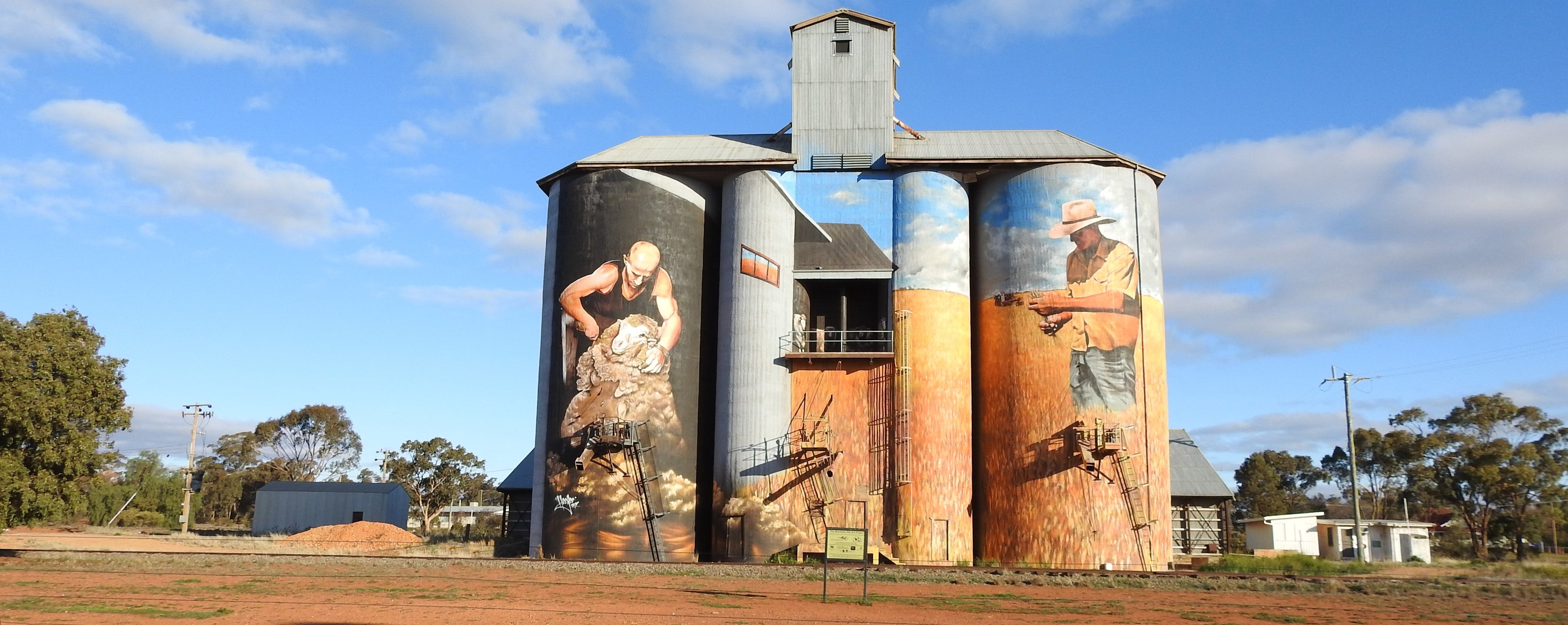 Riverina Outdoor Art Trail - Accommodation Search