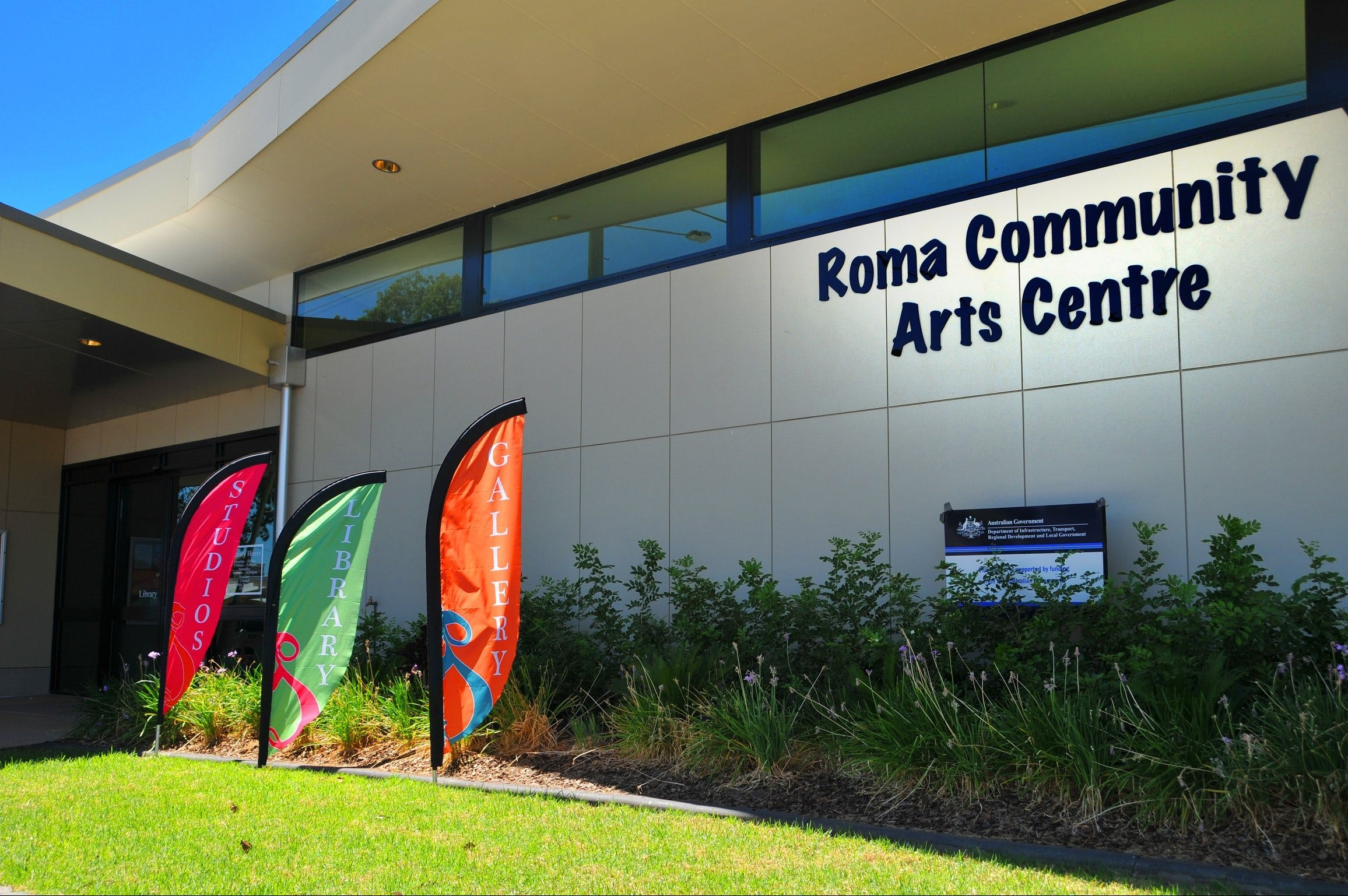 Roma on Bungil Art Gallery and the Walk of Art - Accommodation Search