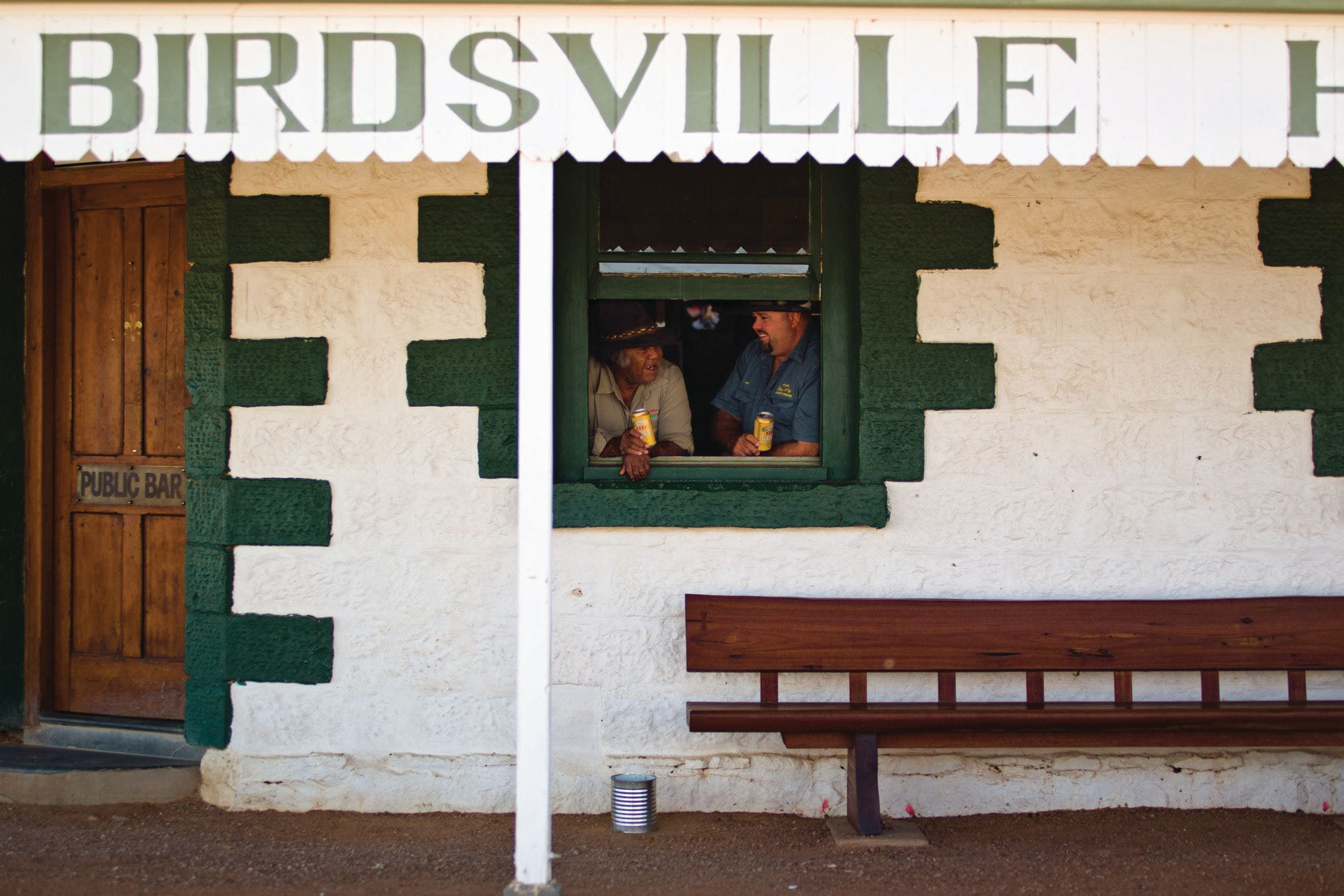 Birdsville - Accommodation Search